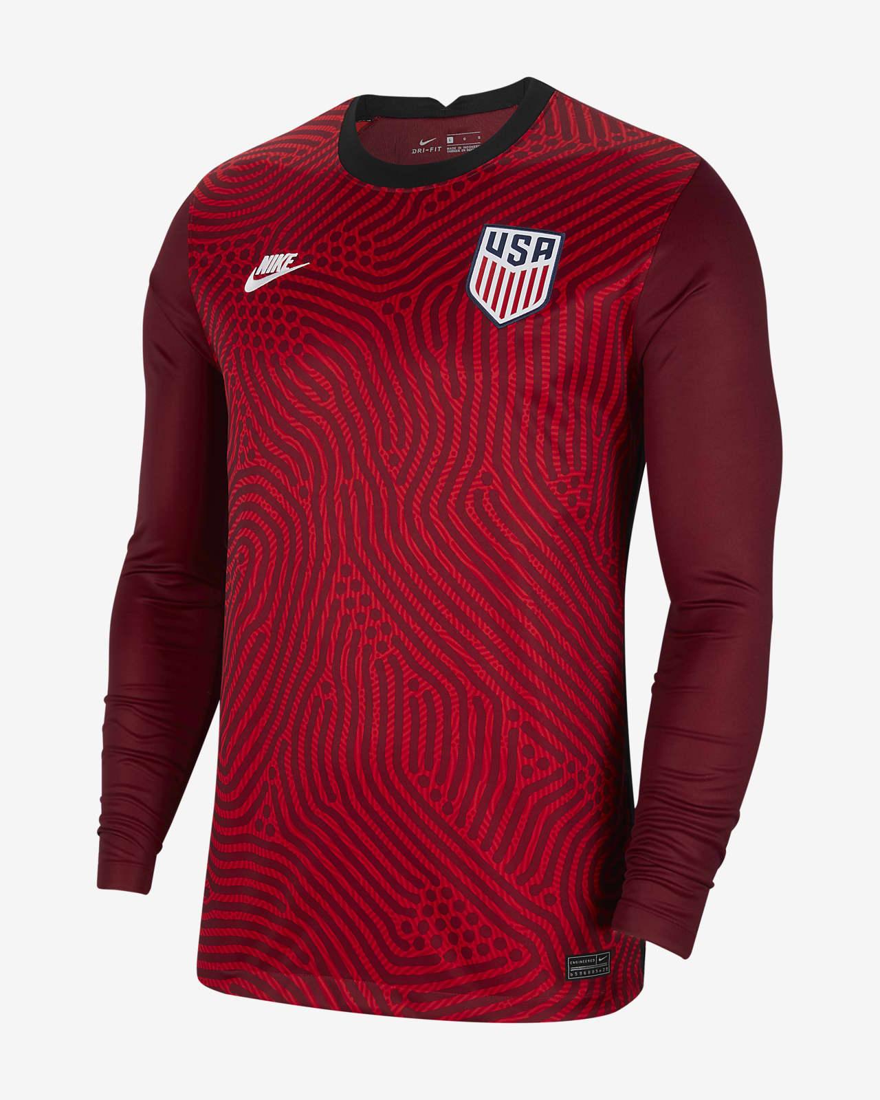 U.S. 2020 Stadium Goalkeeper Men's Soccer Jersey