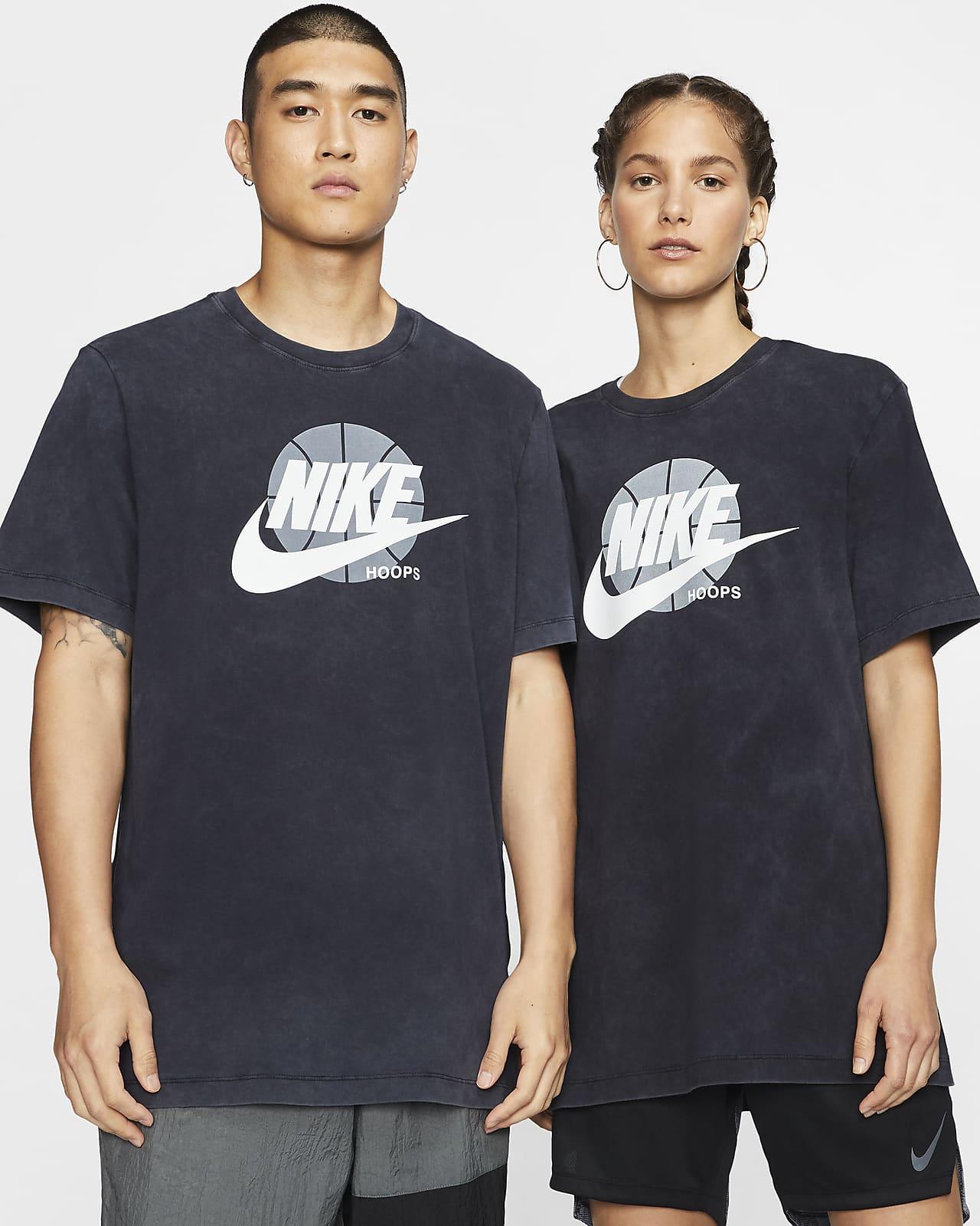 Nike Futura Washed Basketball T-Shirt