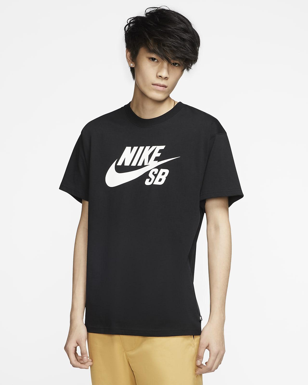 ナイキ SB メンズ ロゴ スケートボード Tシャツ