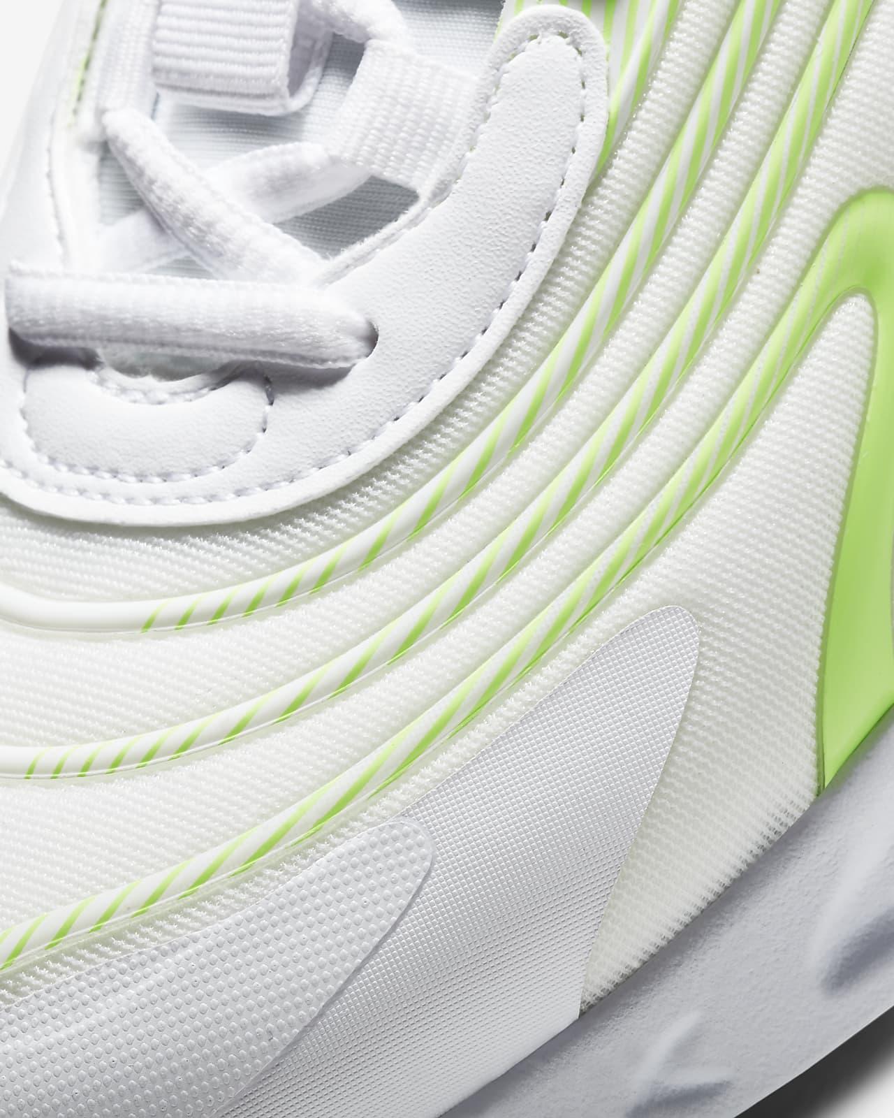nike 270 blanco con verde