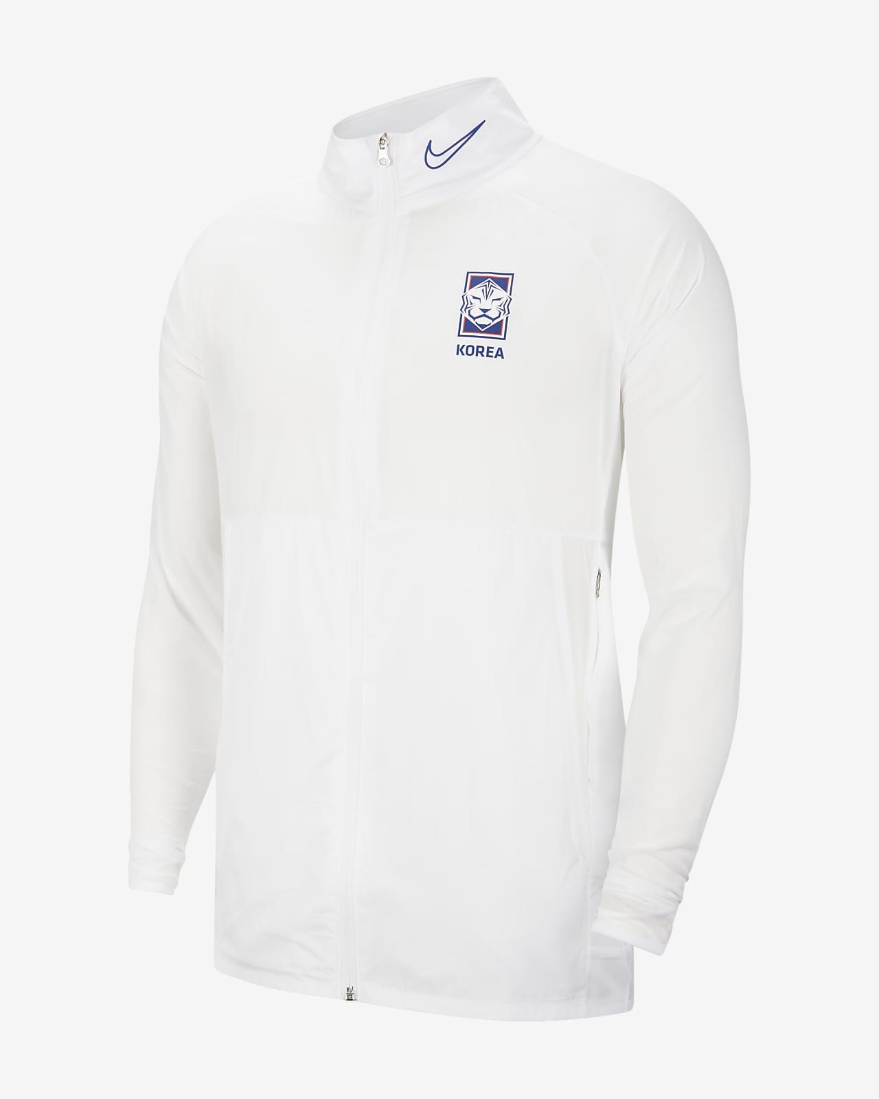 Veste de football Corée Academy pour Homme