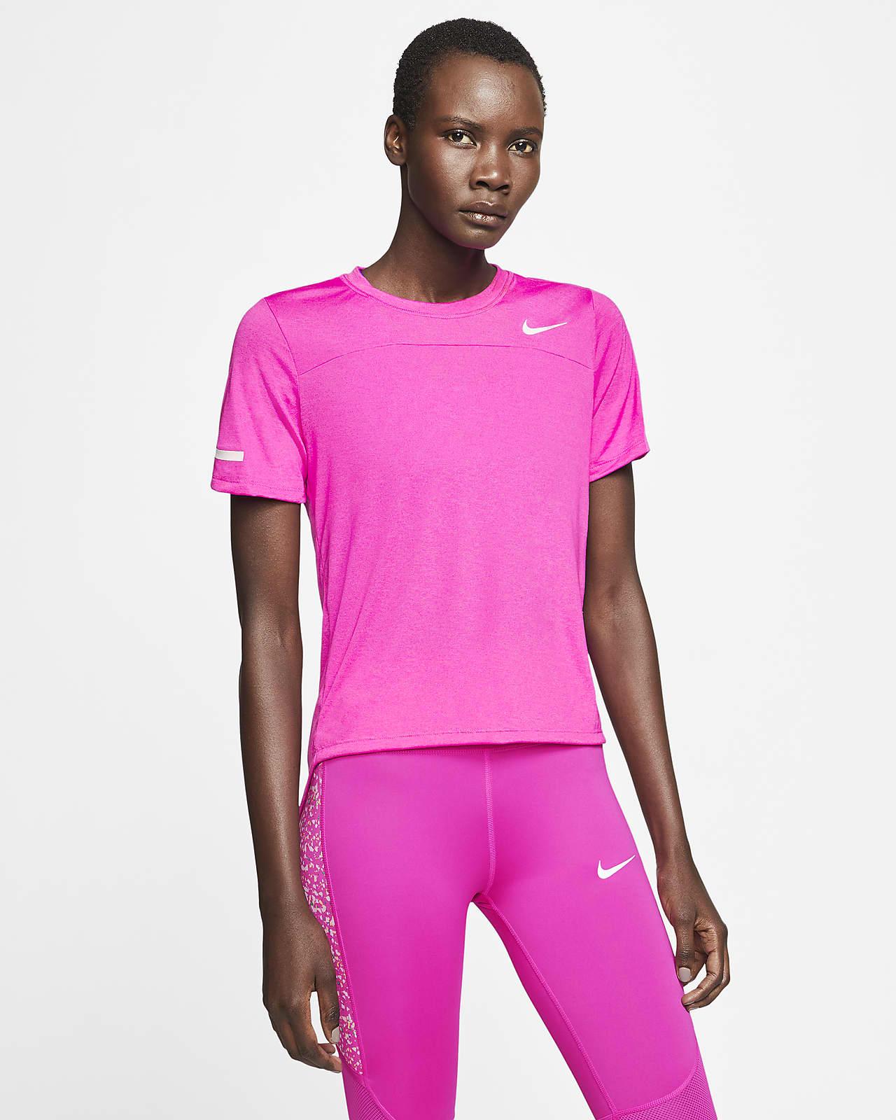 Nike Icon Clash Part superior de running - Dona