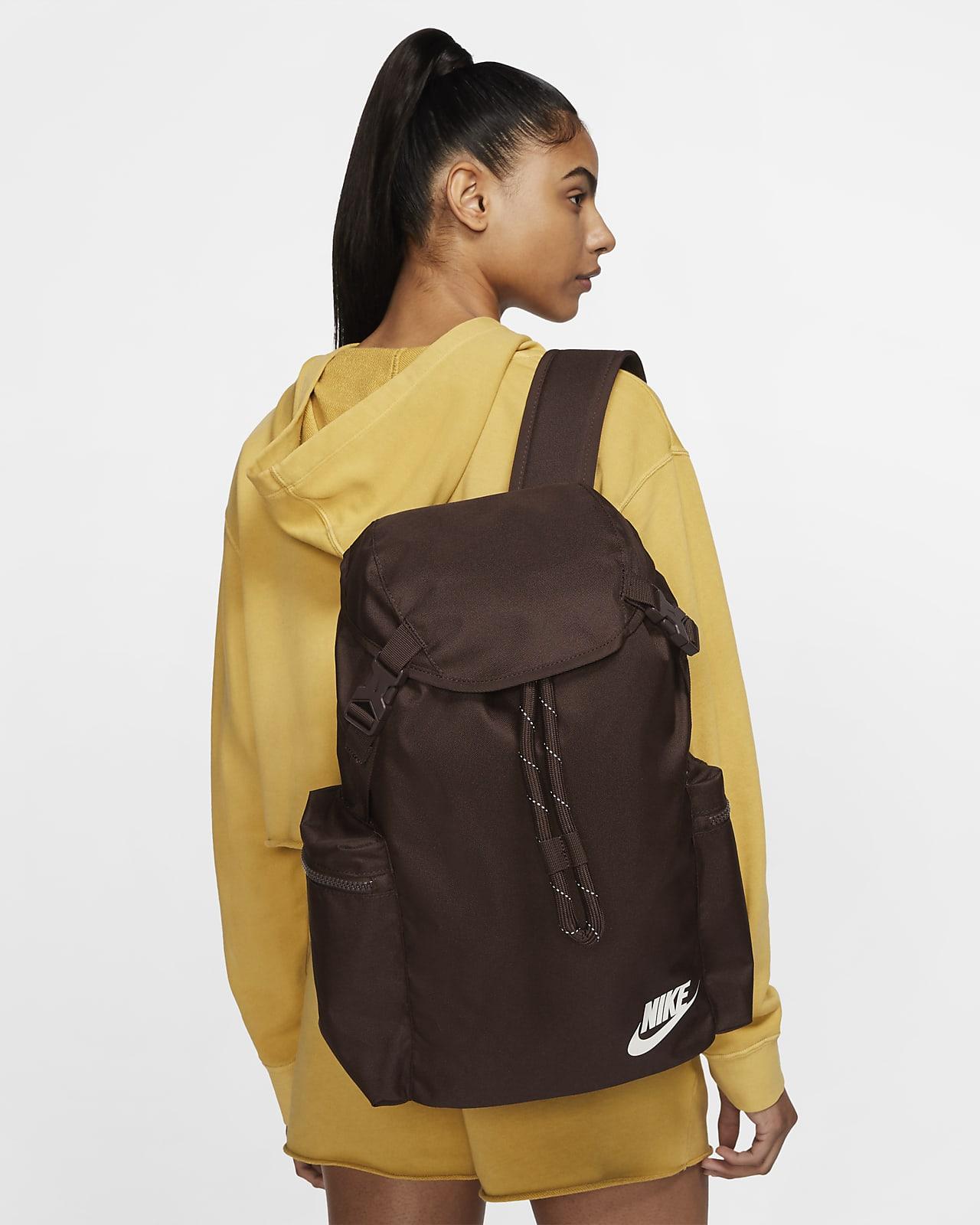 Flexible regla basura  Nike Heritage Rucksack. Nike LU