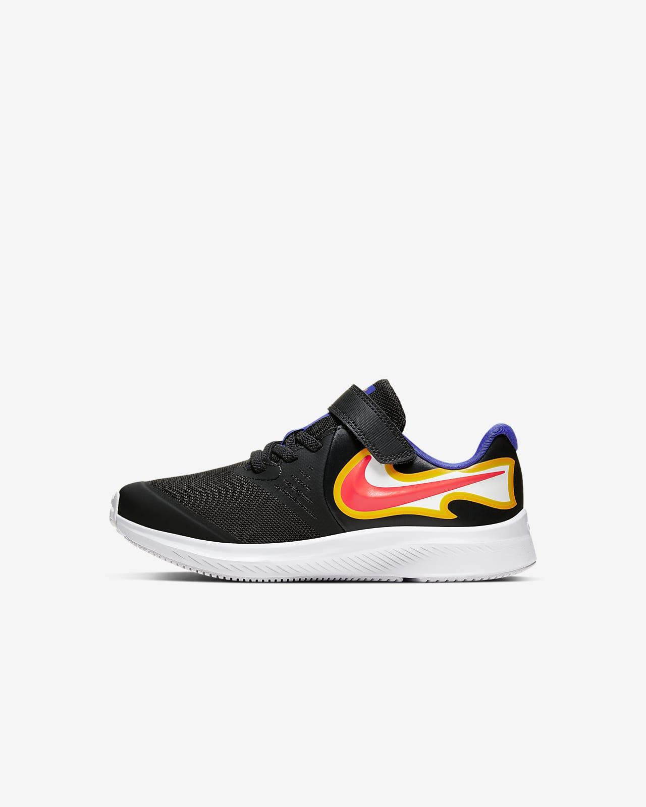Nike Star Runner 2 Fire 小童鞋款