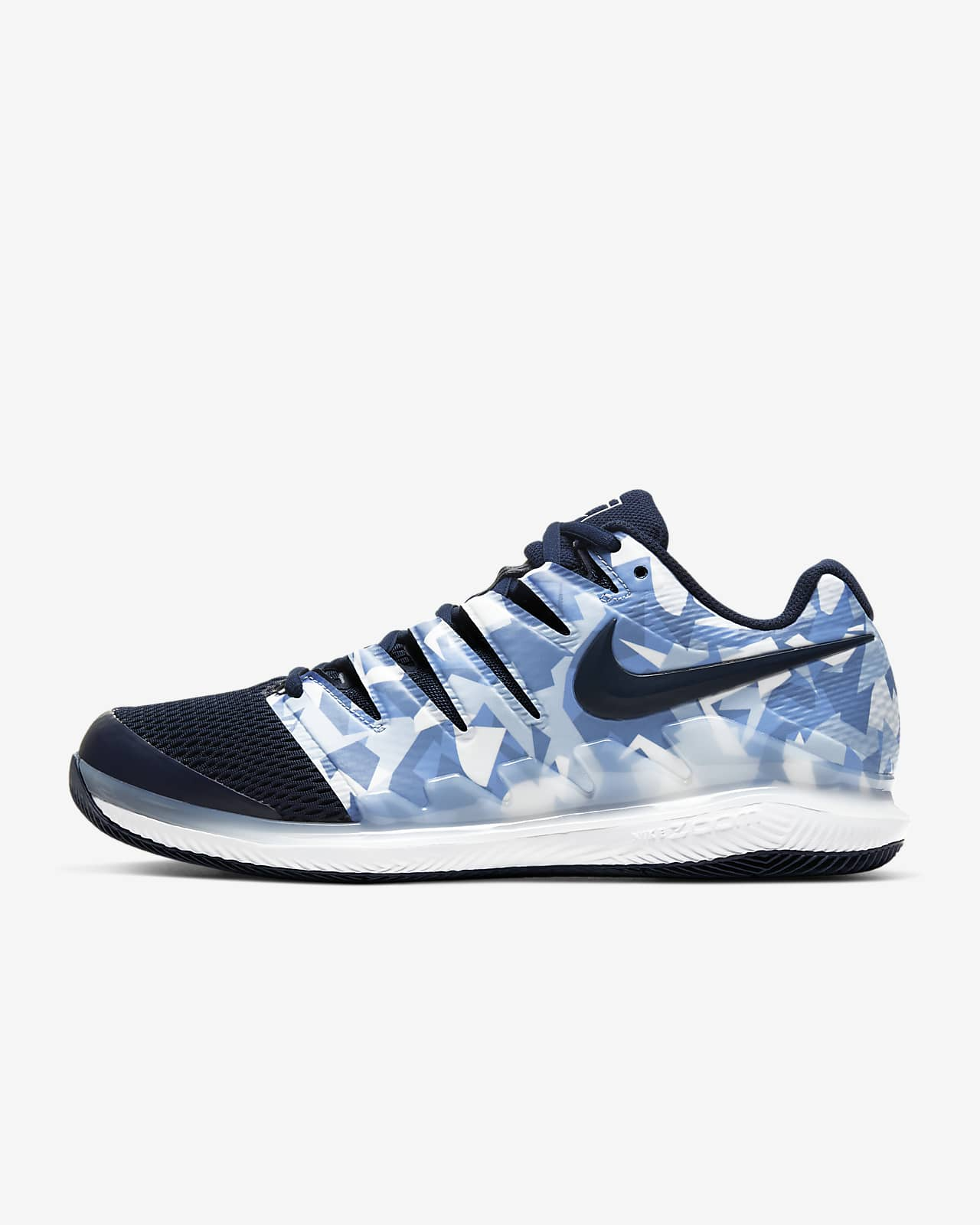 NikeCourt Air Zoom Vapor X 男款硬地球場網球鞋