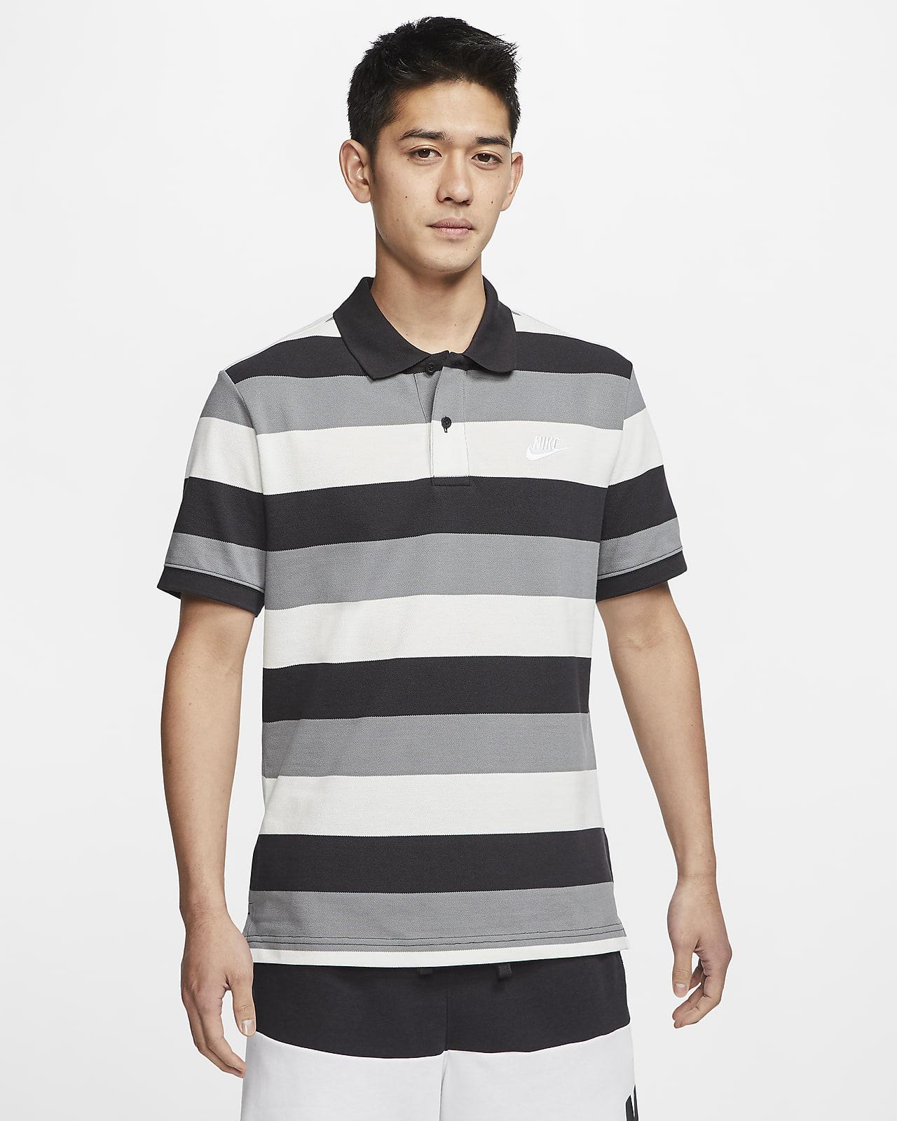 Nike Sportswear Men's Striped Polo