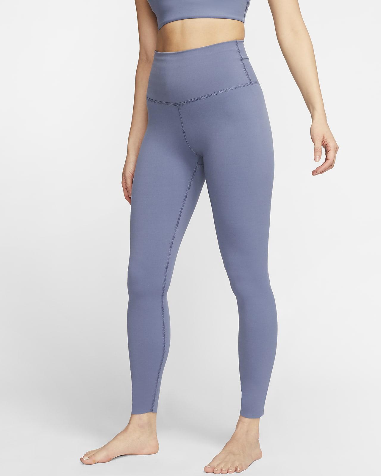Dámské 7/8 legíny Nike Yoga Luxe z Infinalonu