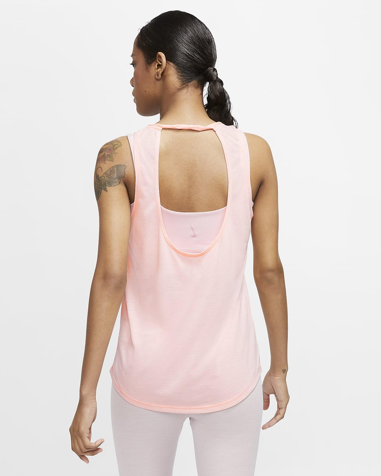 Nike Yoga Women S Tank Nike Com