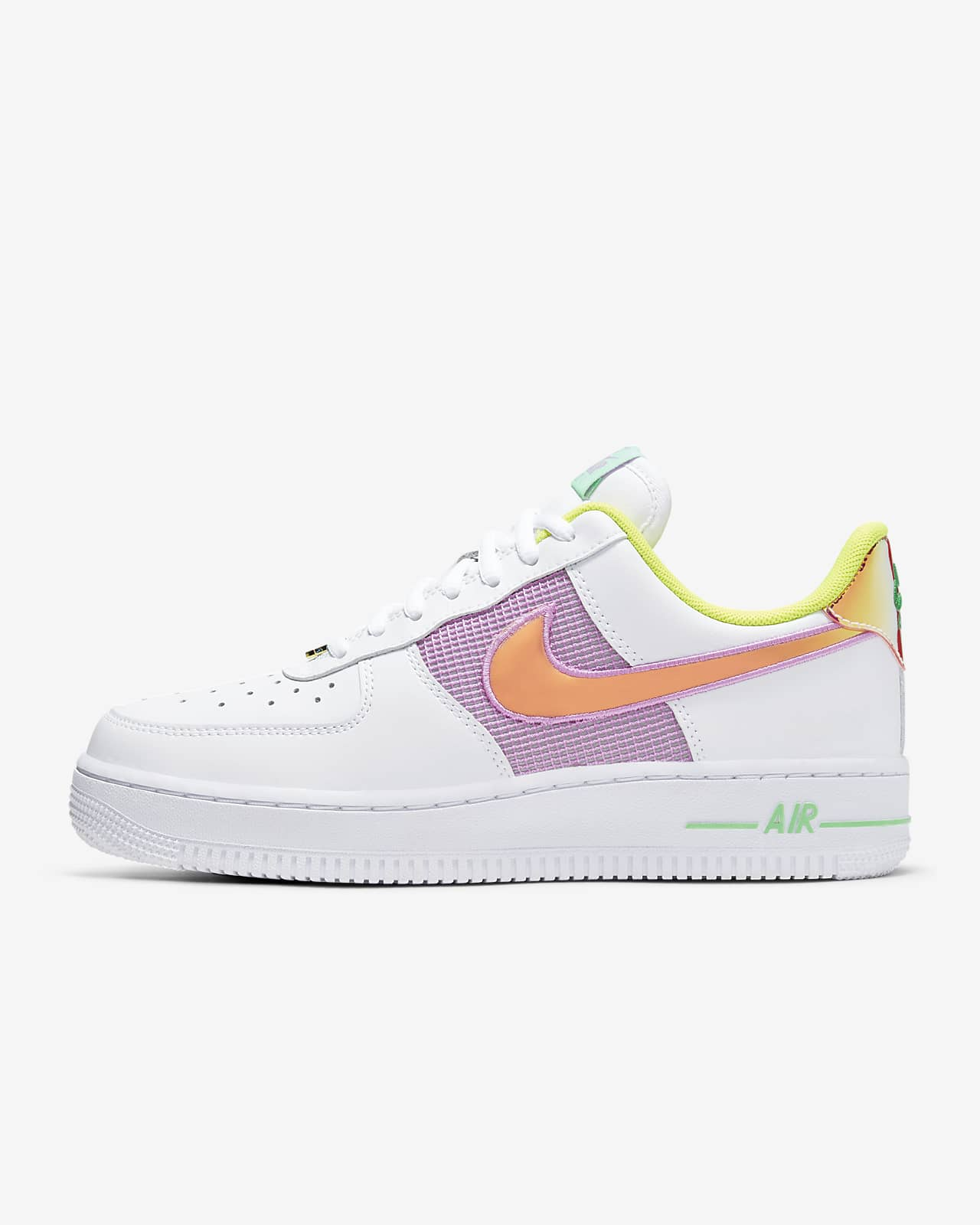 nike air force 1 olografico
