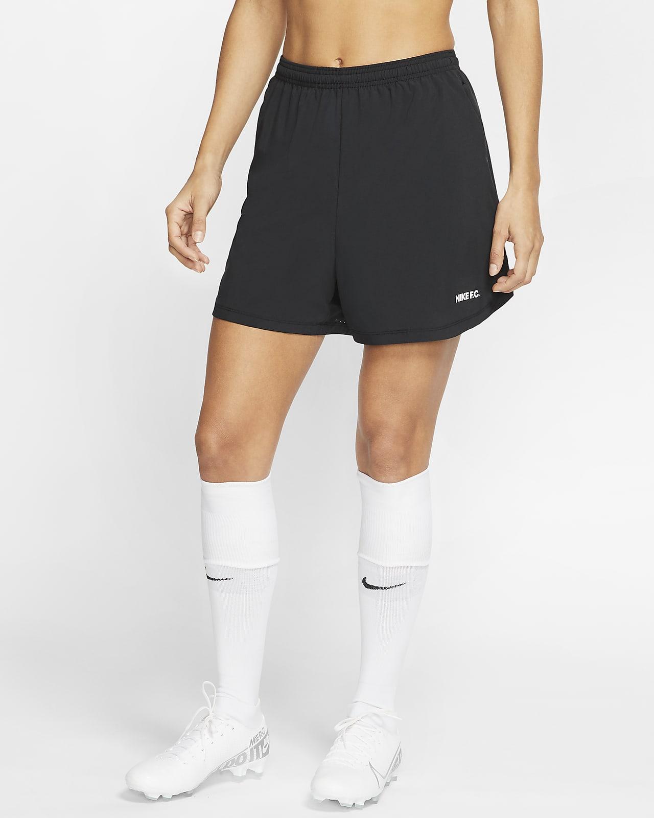 Nike F.C. fotballshorts til dame