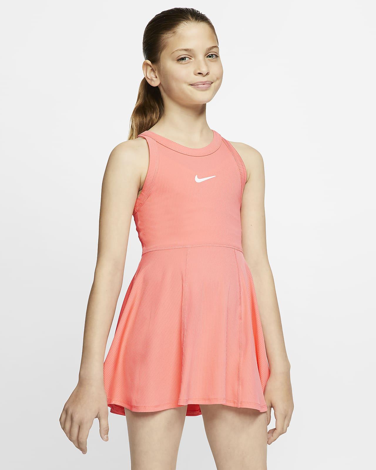 Abito da tennis NikeCourt Dri-FIT - Ragazza
