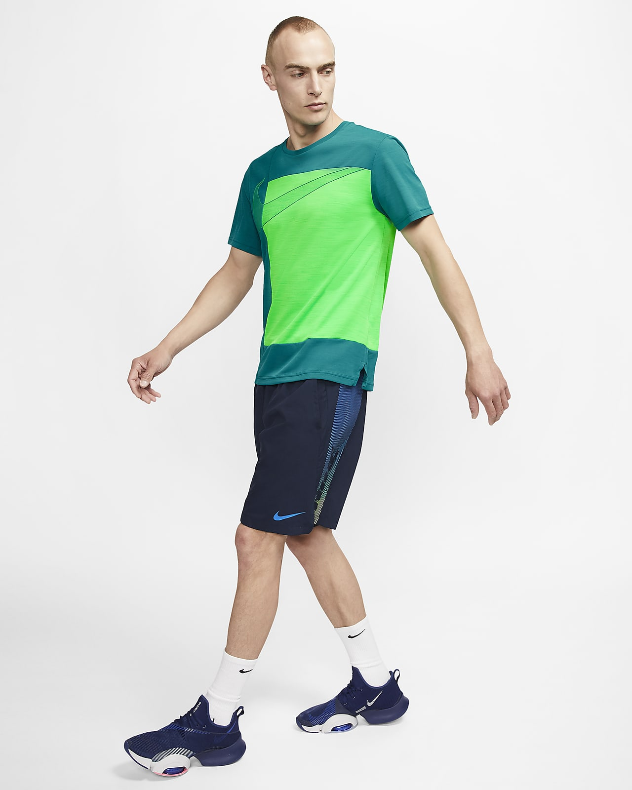 Fértil semiconductor creativo  Nike Superset Men's Short-Sleeve Graphic Training Top. Nike.com