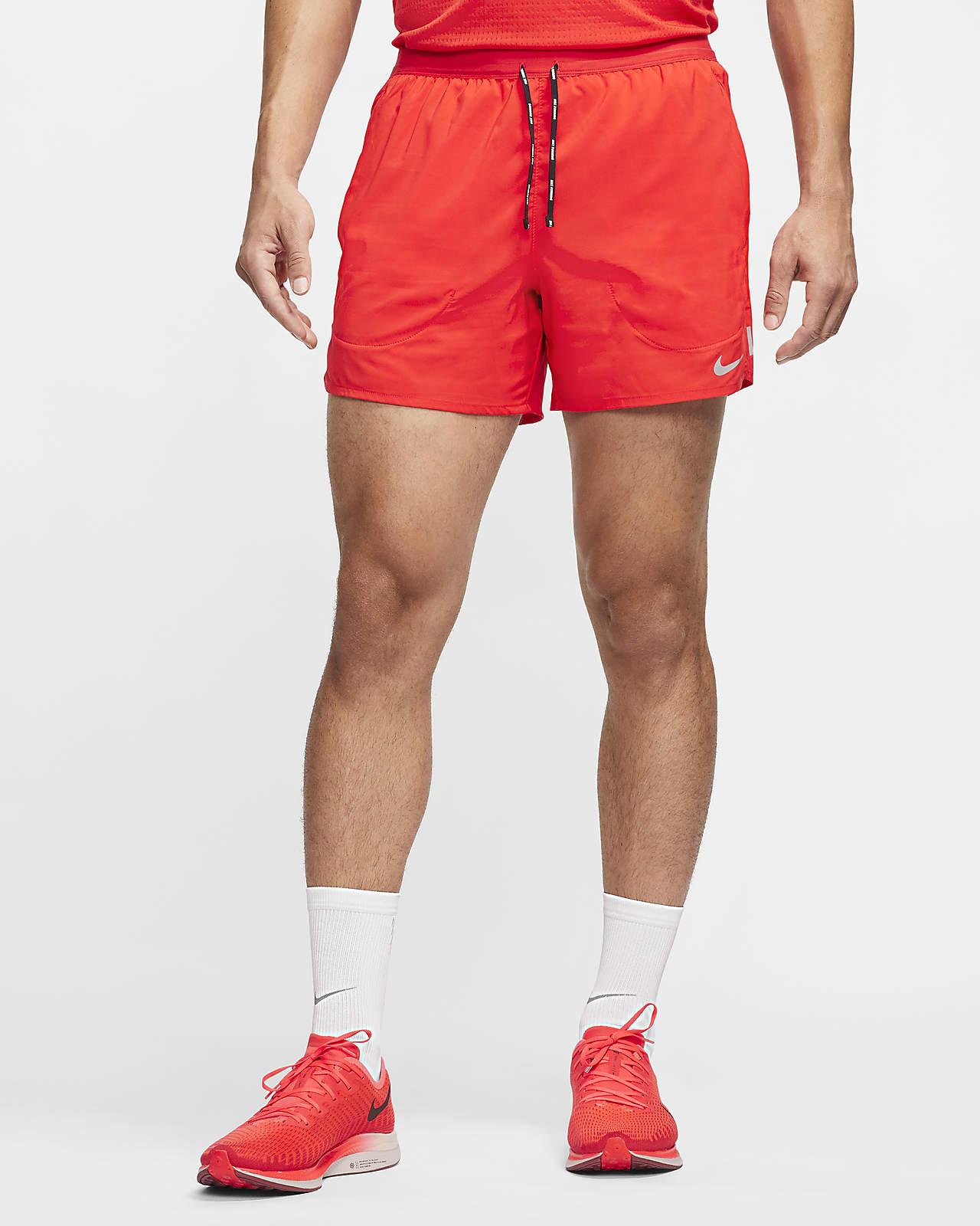 Nike Flex Stride-løbeshorts med indershorts (13 cm) til mænd
