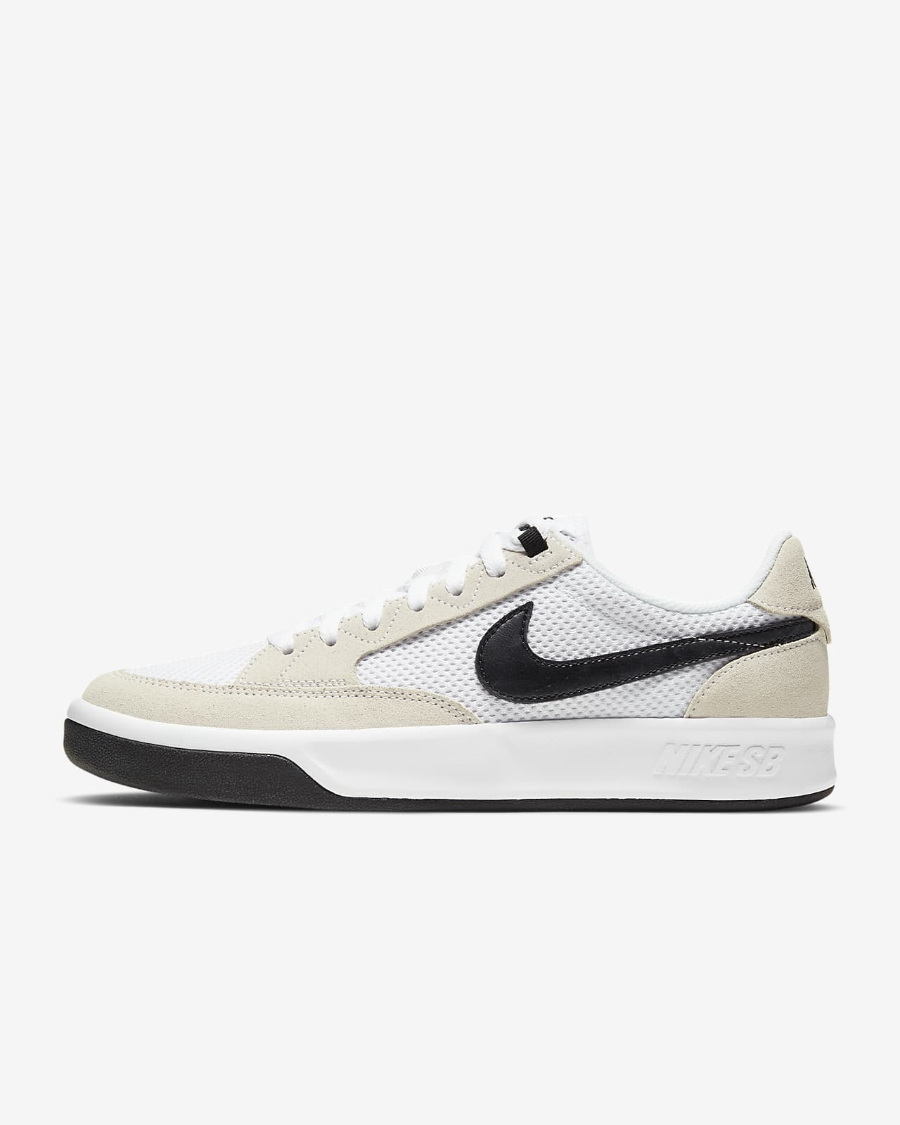 chaussure nike sb blanche