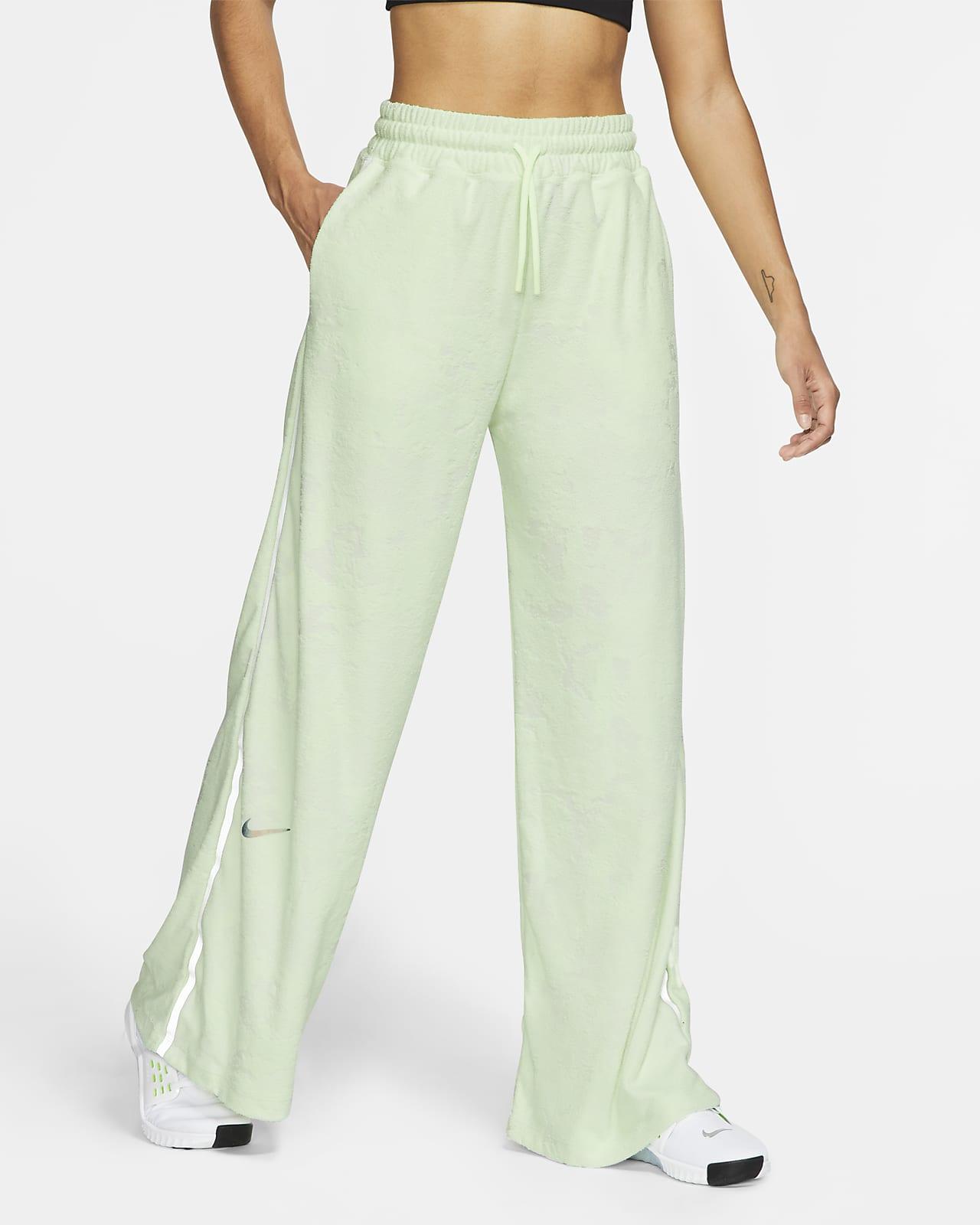 Pantalones De Entrenamiento De Tejido Fleece Para Mujer Nike City Ready Nike Cl
