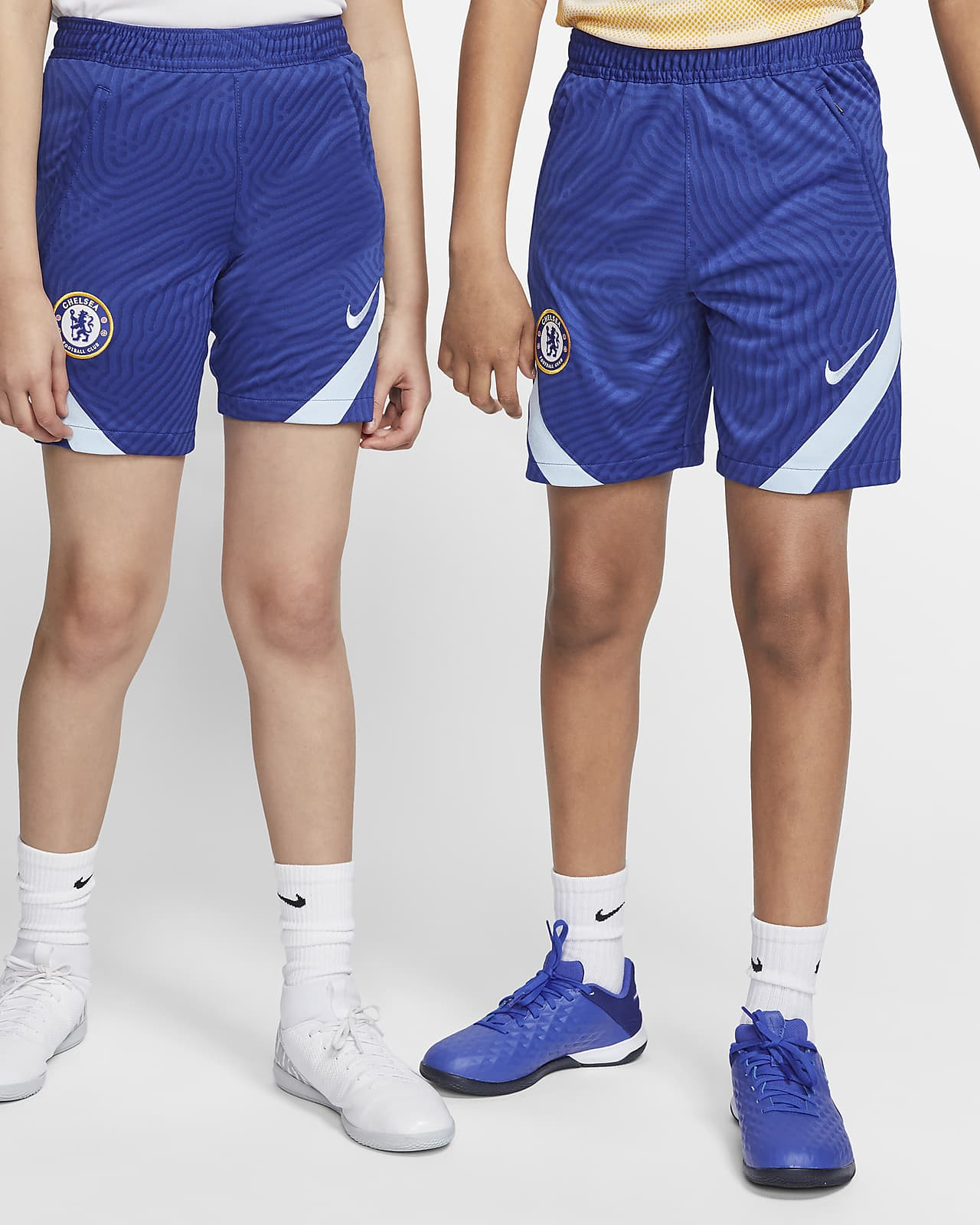 Shorts da calcio Chelsea FC Strike - Ragazzi