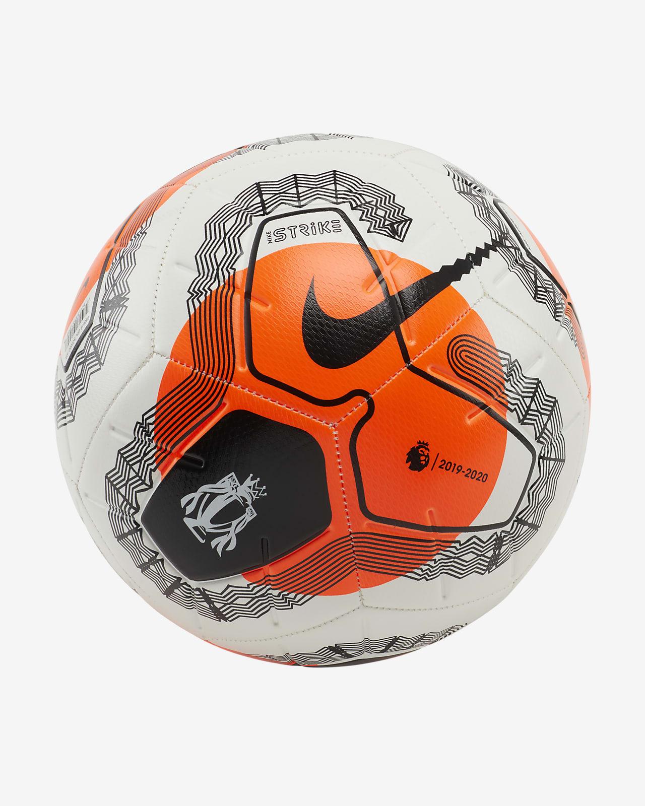 Premier League Strike Soccer Ball Nike Com