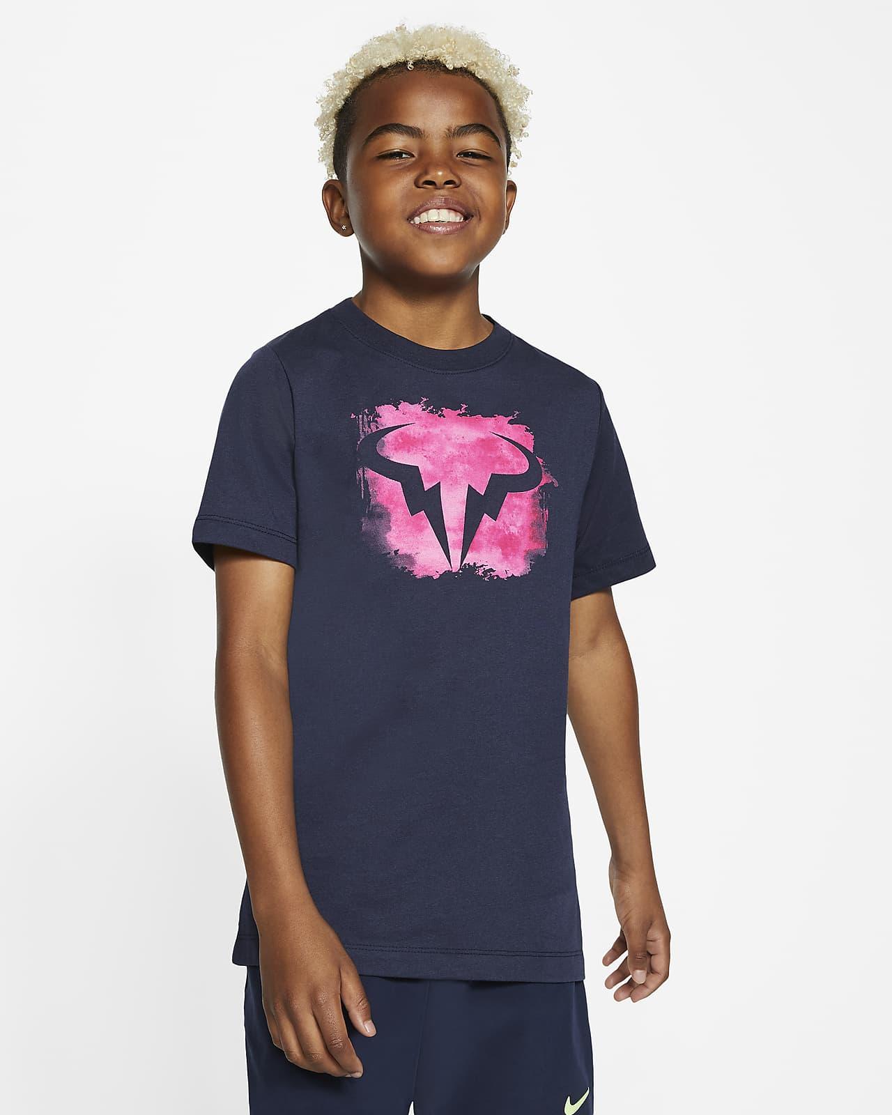 NikeCourt Dri-FIT Rafa Camiseta de tenis - Niño
