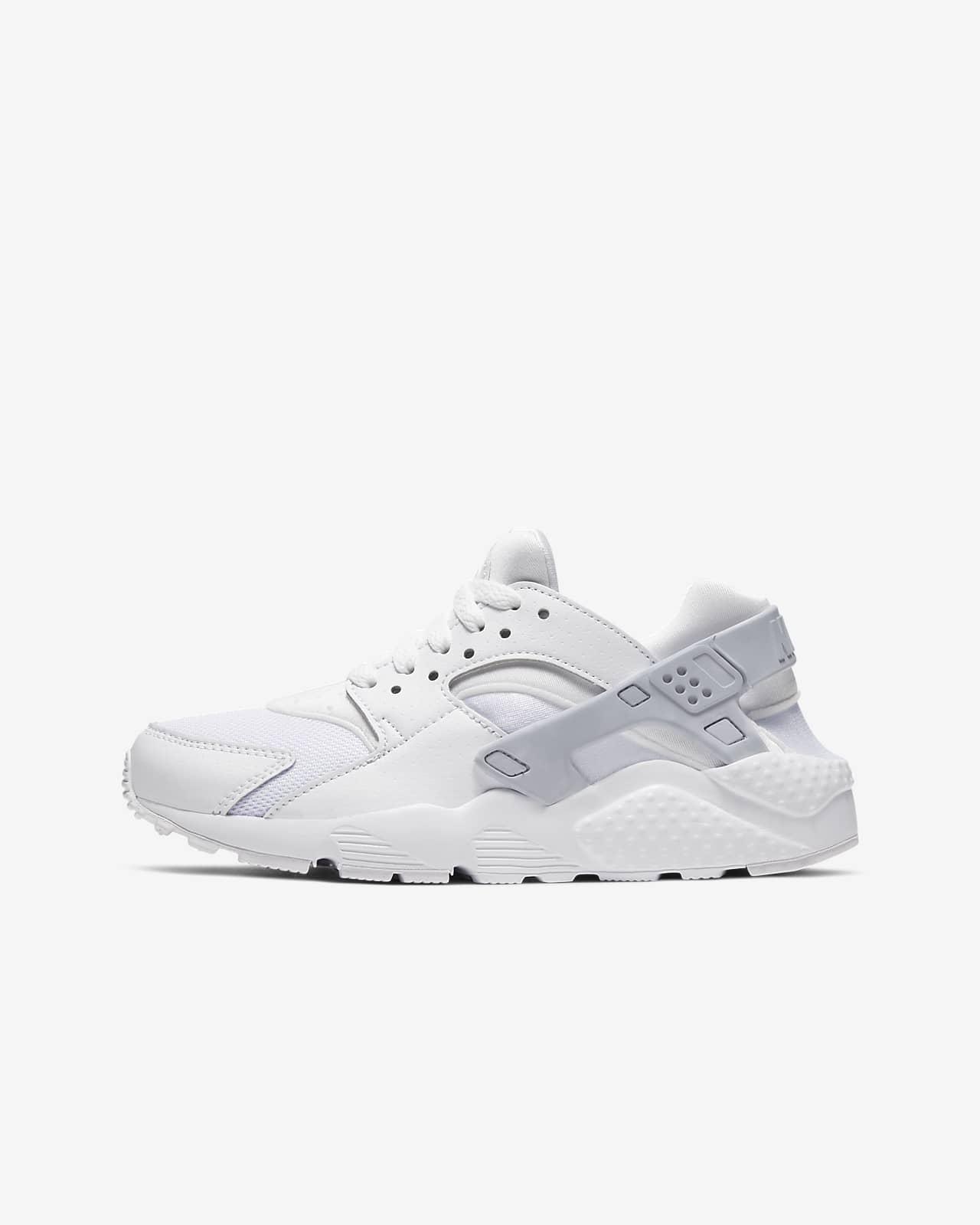 Iluminar lobo liberal  Calzado para niños talla grande Nike Huarache Run. Nike.com