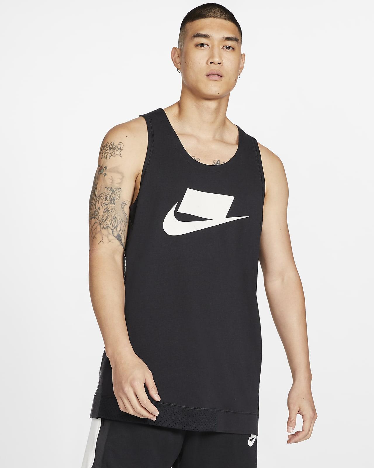 Nike Mens M NSW Club Tank Top