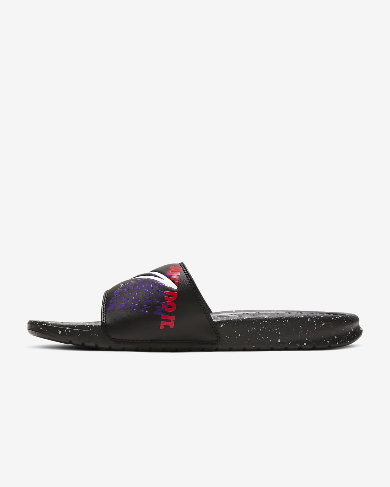 Nike Benassi JDI Print 男子拖鞋
