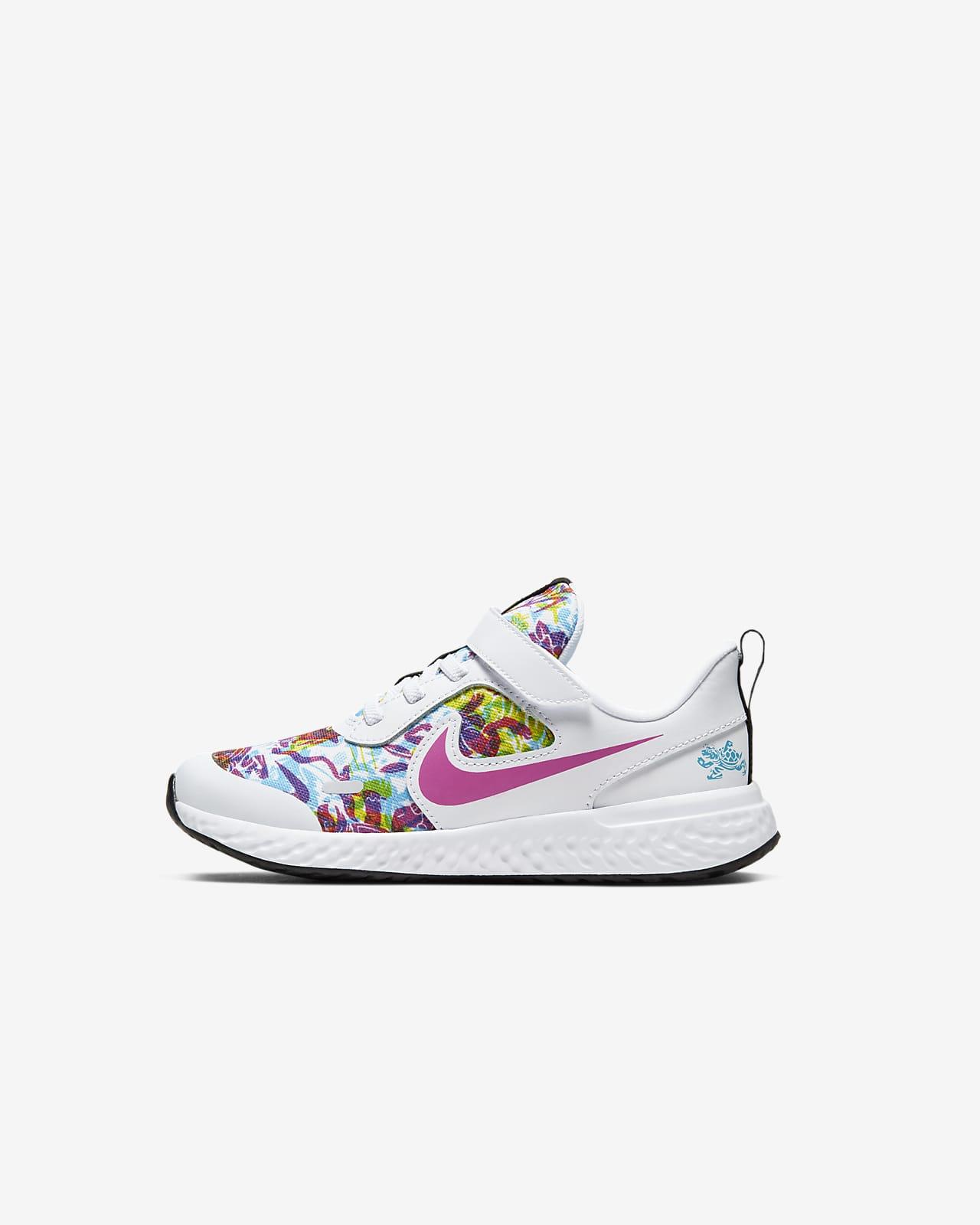 Кроссовки для дошкольников Nike Revolution 5 Fable
