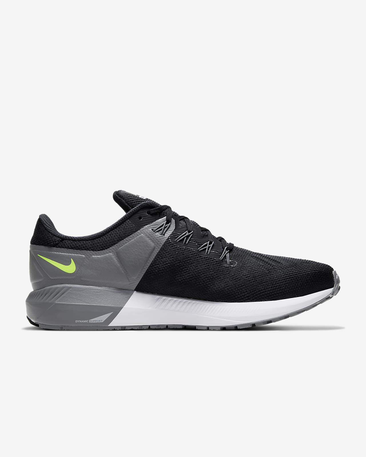 Depresión Egomanía el plastico  Nike Air Zoom Structure 22 Men's Running Shoe. Nike AU