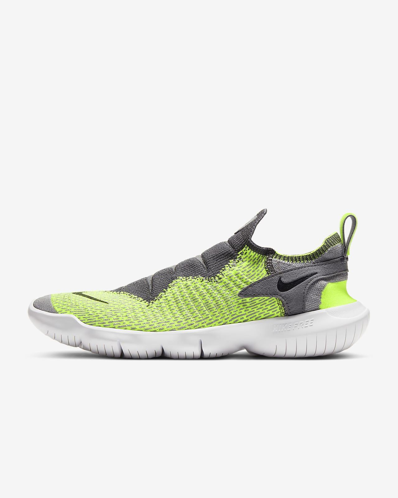 รองเท้าวิ่งผู้ชาย Nike Free RN Flyknit 3.0 2020