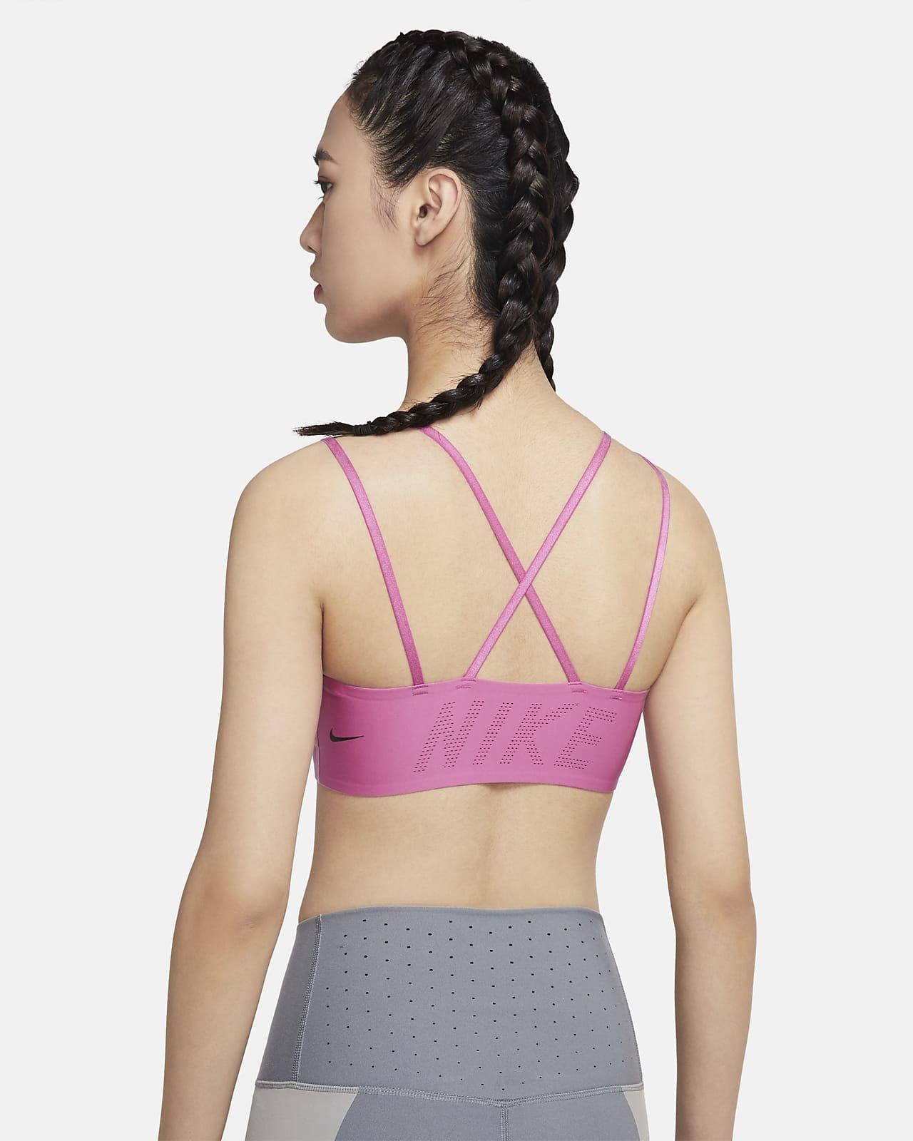 Nike Indy Breathe 女子低强度支撑运动内衣