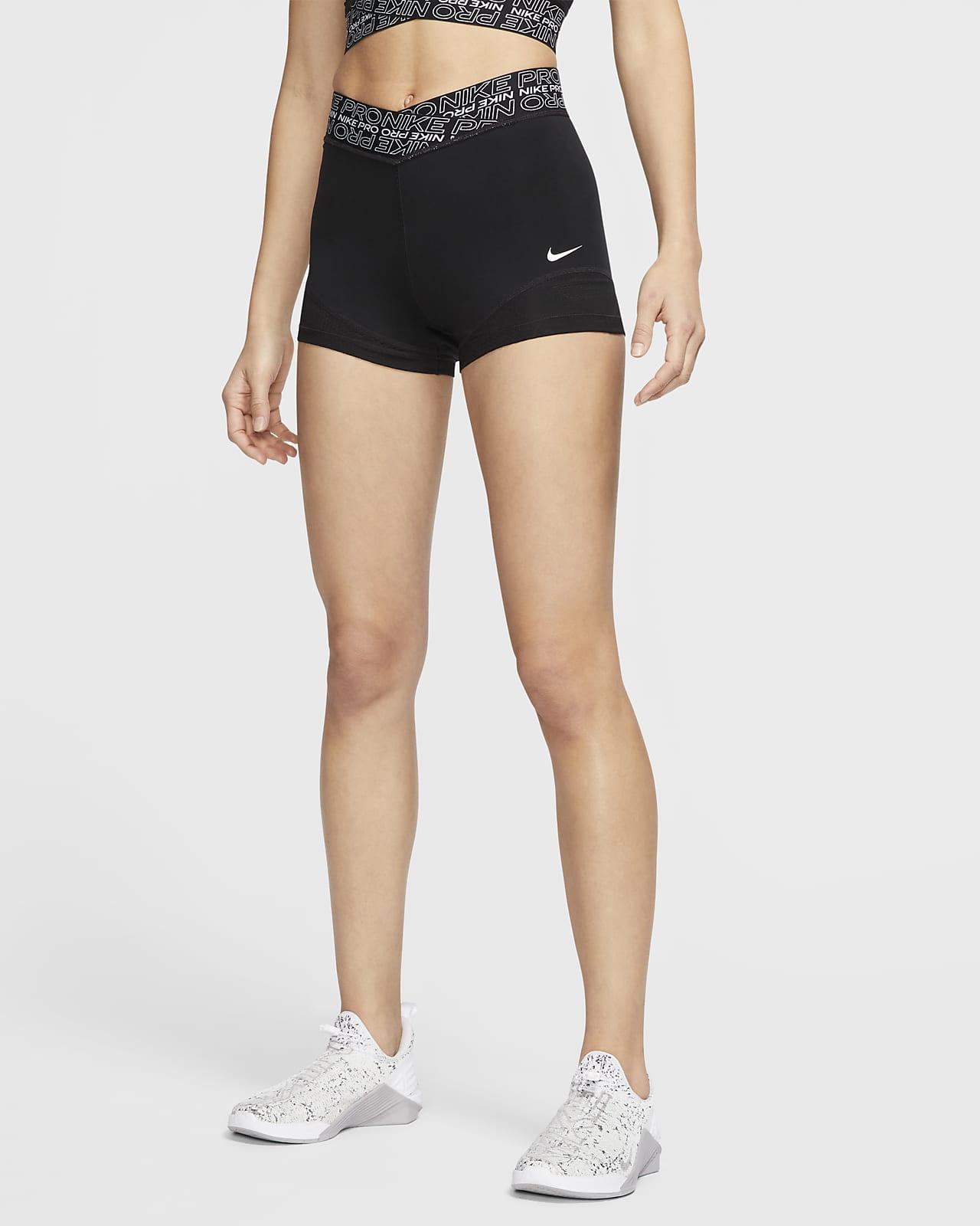 Calções de 8 cm Nike Pro para mulher