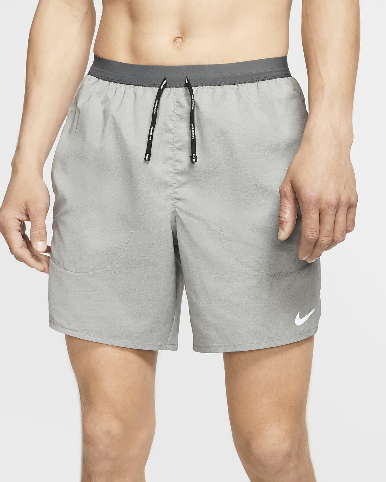 Shorts de running con ropa interior incorporada para hombre Nike Flex Stride