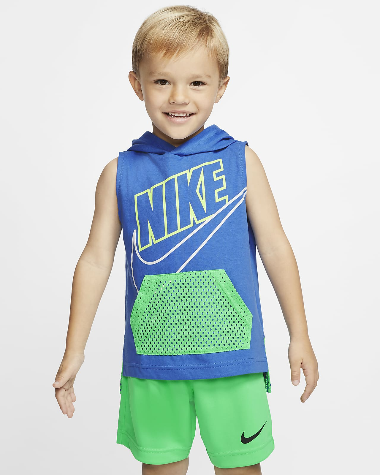 Nike Toddler Hooded Top