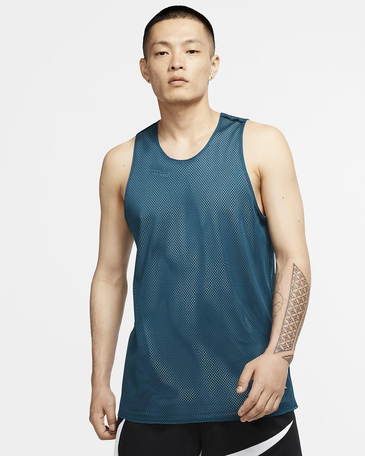 เสื้อบาสเก็ตบอลแขนกุดผู้ชาย Nike Dri-FIT KD