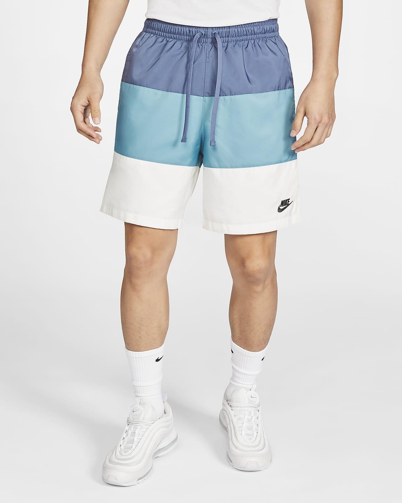 Nike Sportswear City Edition 男款梭織短褲