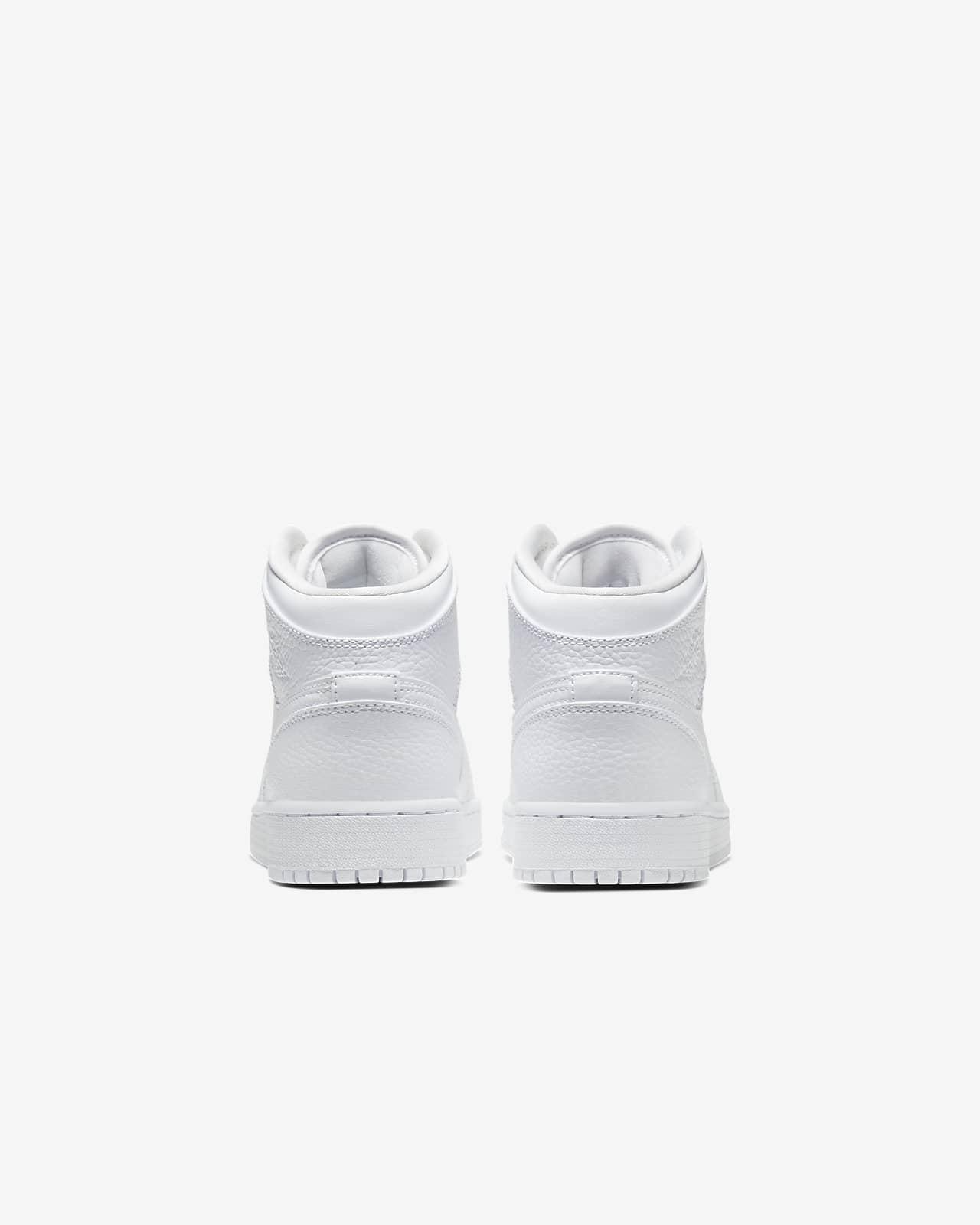 Air Jordan 1 Mid Older Kids' Shoes. Nike GB