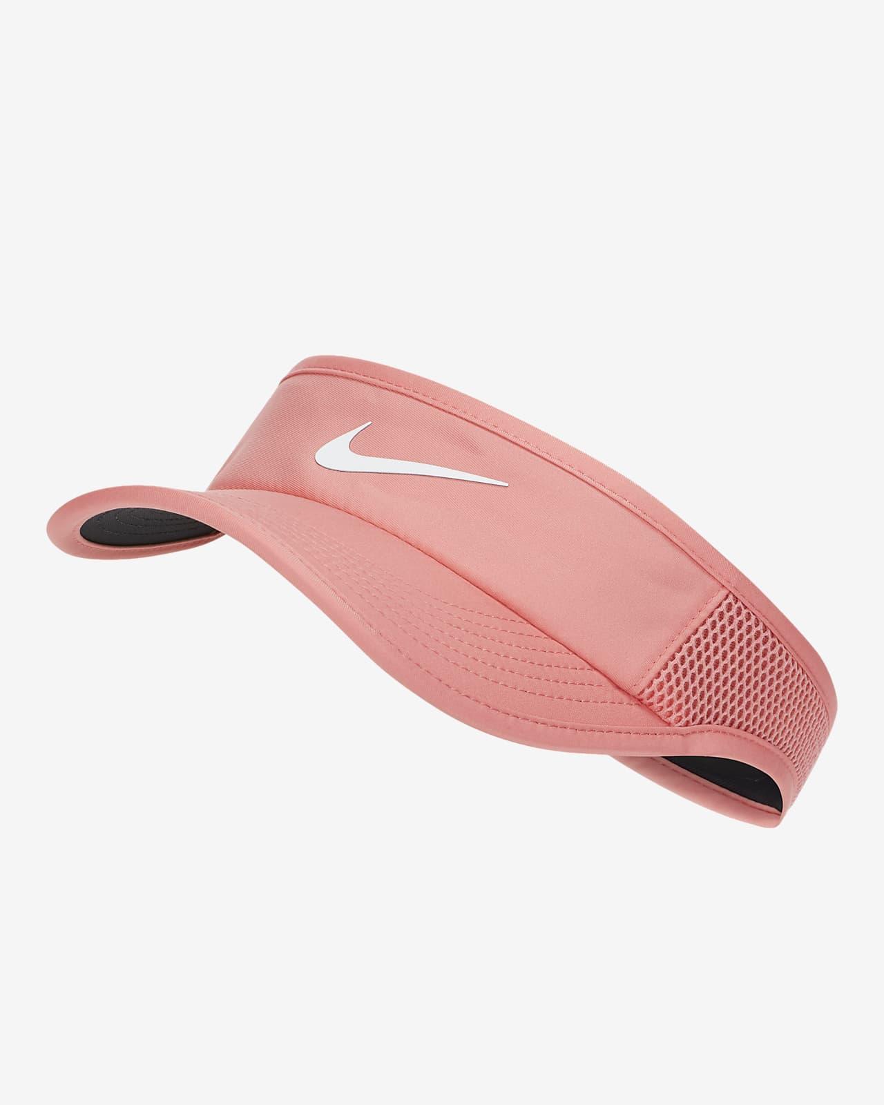 Γυναικείο καπέλο-σκίαστρο τένις NikeCourt AeroBill Featherlight