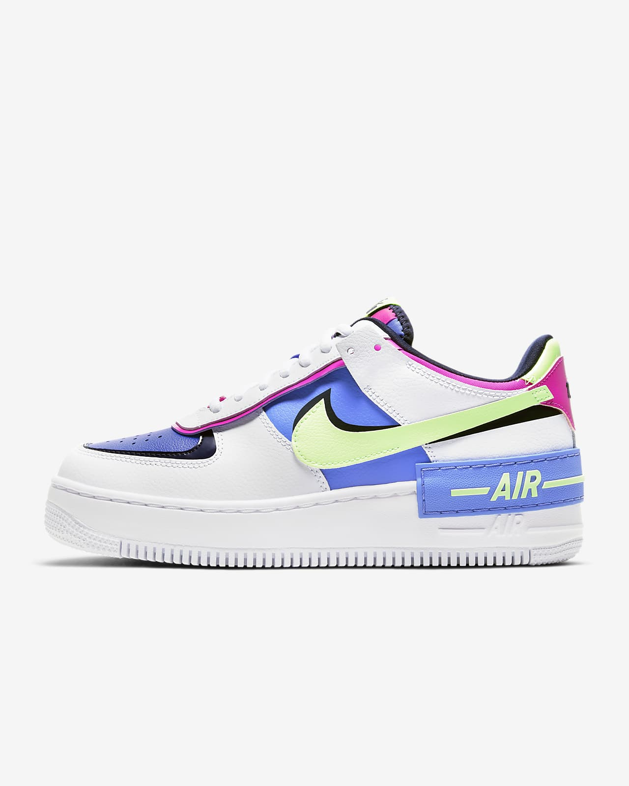 nike air force 1 shadow - mujer zapatillas