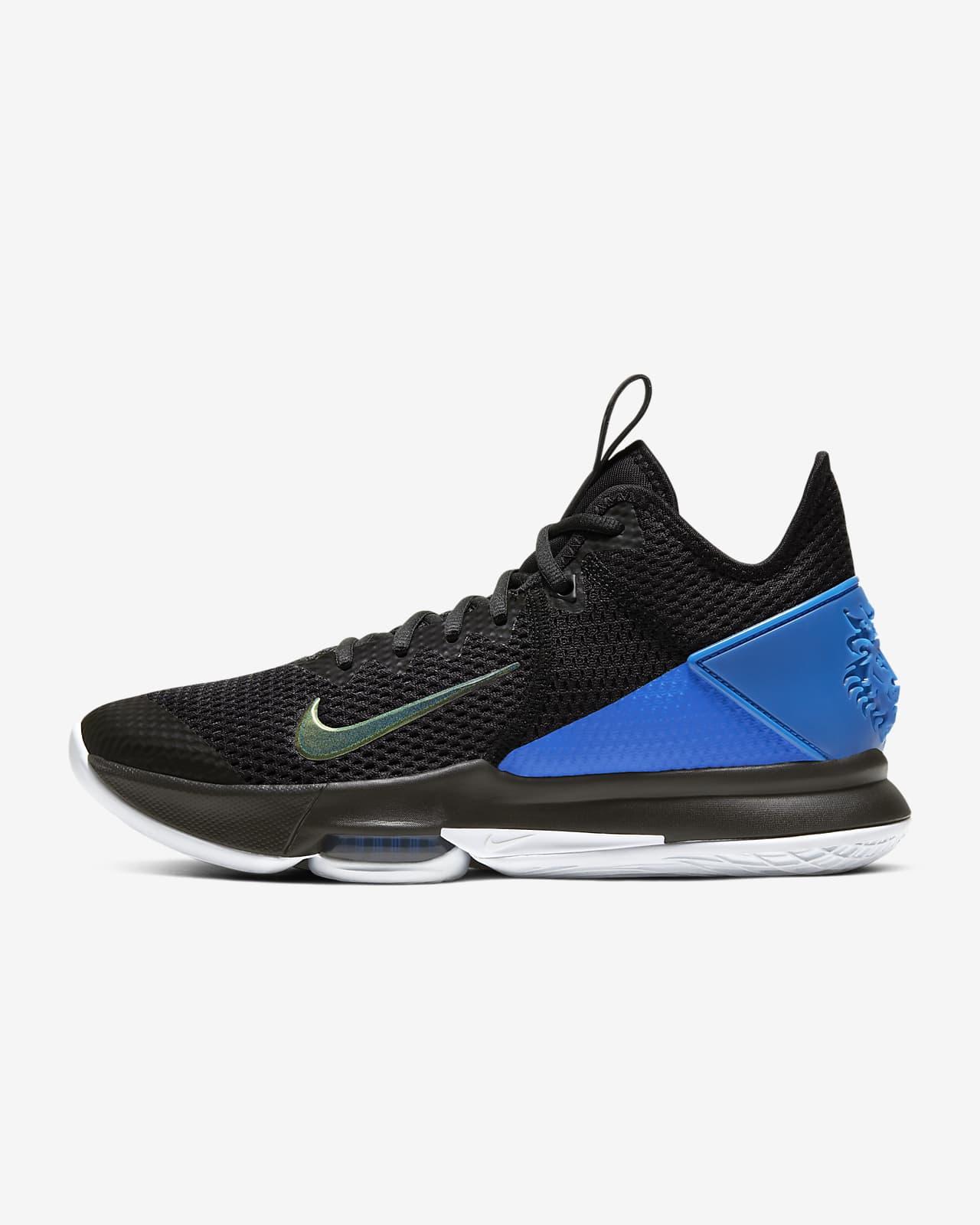 LeBron Witness 4 EP 籃球鞋