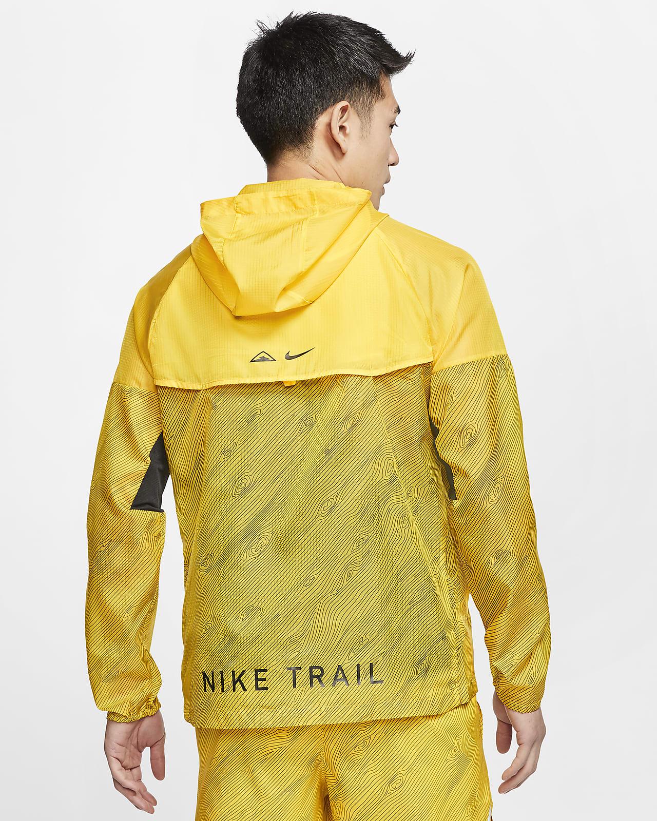 cáustico arroz Dislocación  Nike Windrunner Men's Hooded Trail Running Jacket. Nike MY