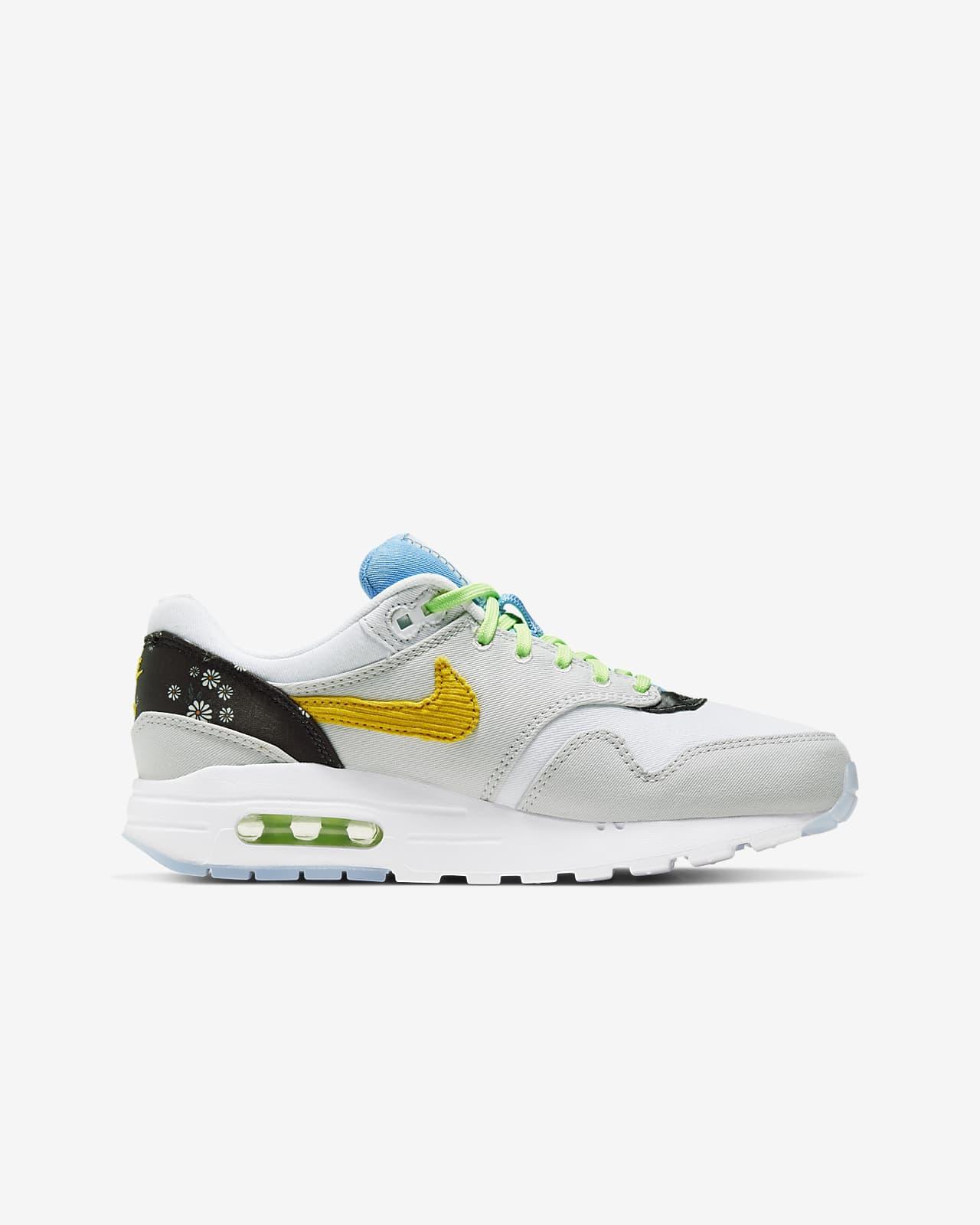 Nike Air Max 1 Big Kids' Shoe. Nike.com