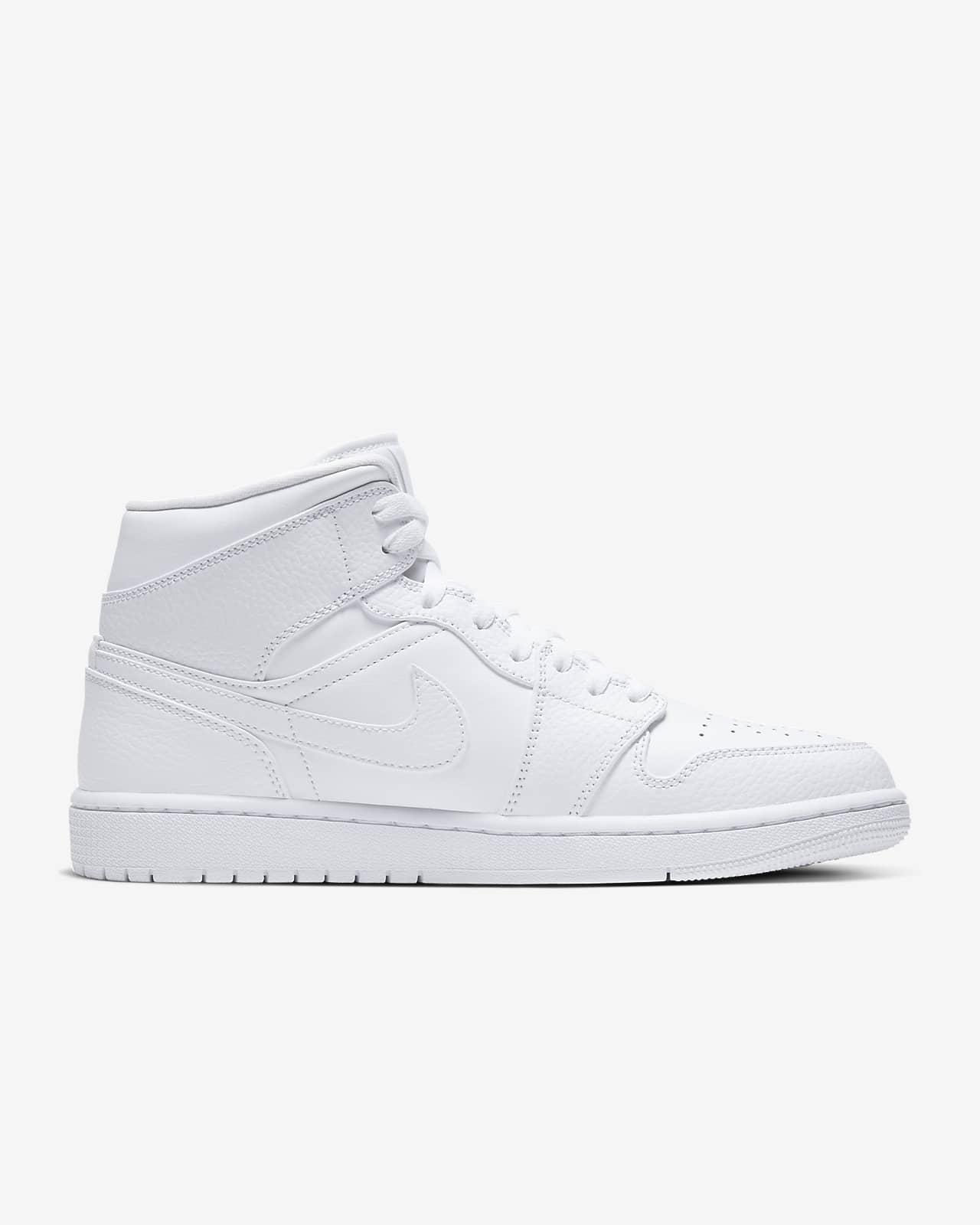 jordan 1 high top white
