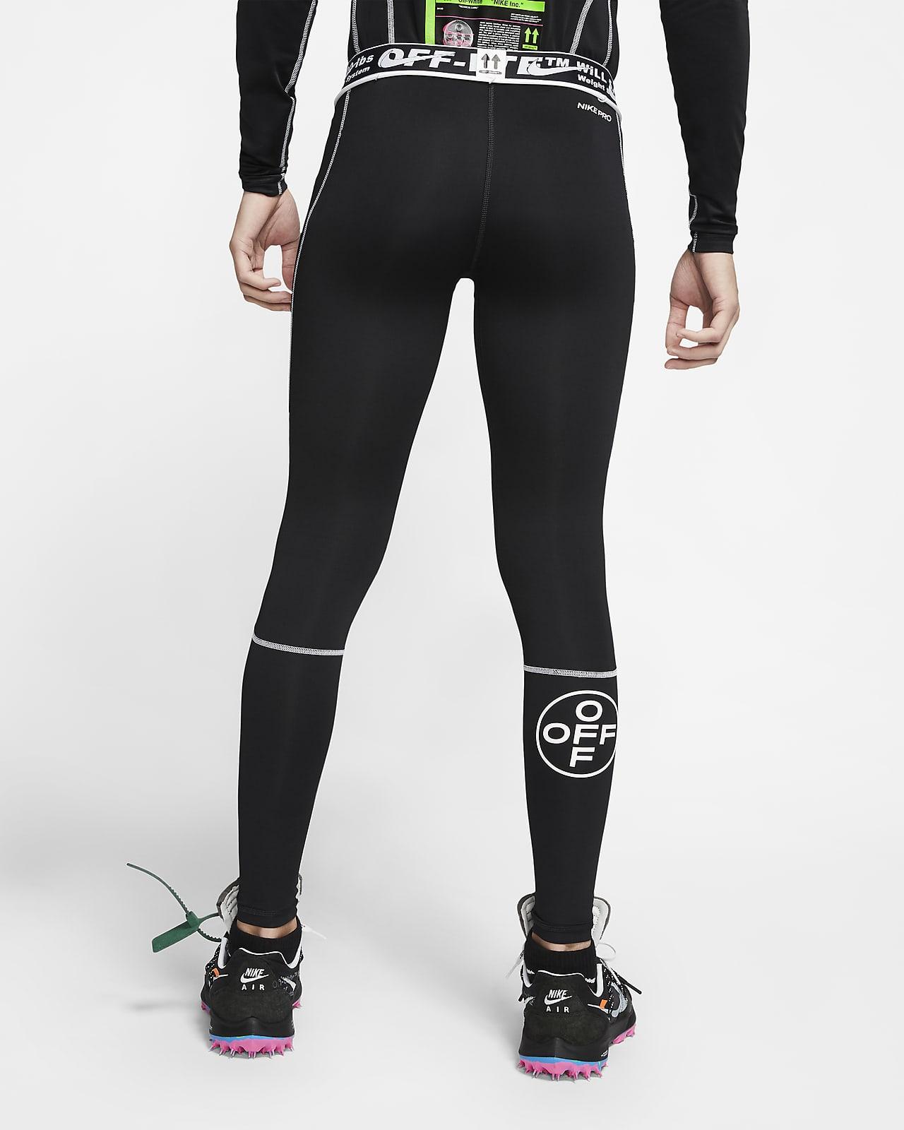 Off-White™ Pro Men's Tights. Nike SG