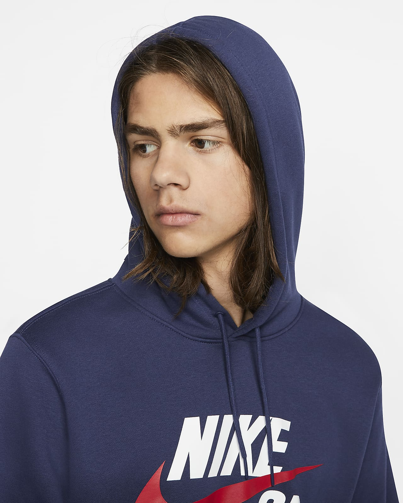 Sweat à capuche de skateboard Nike SB Icon. Nike FR