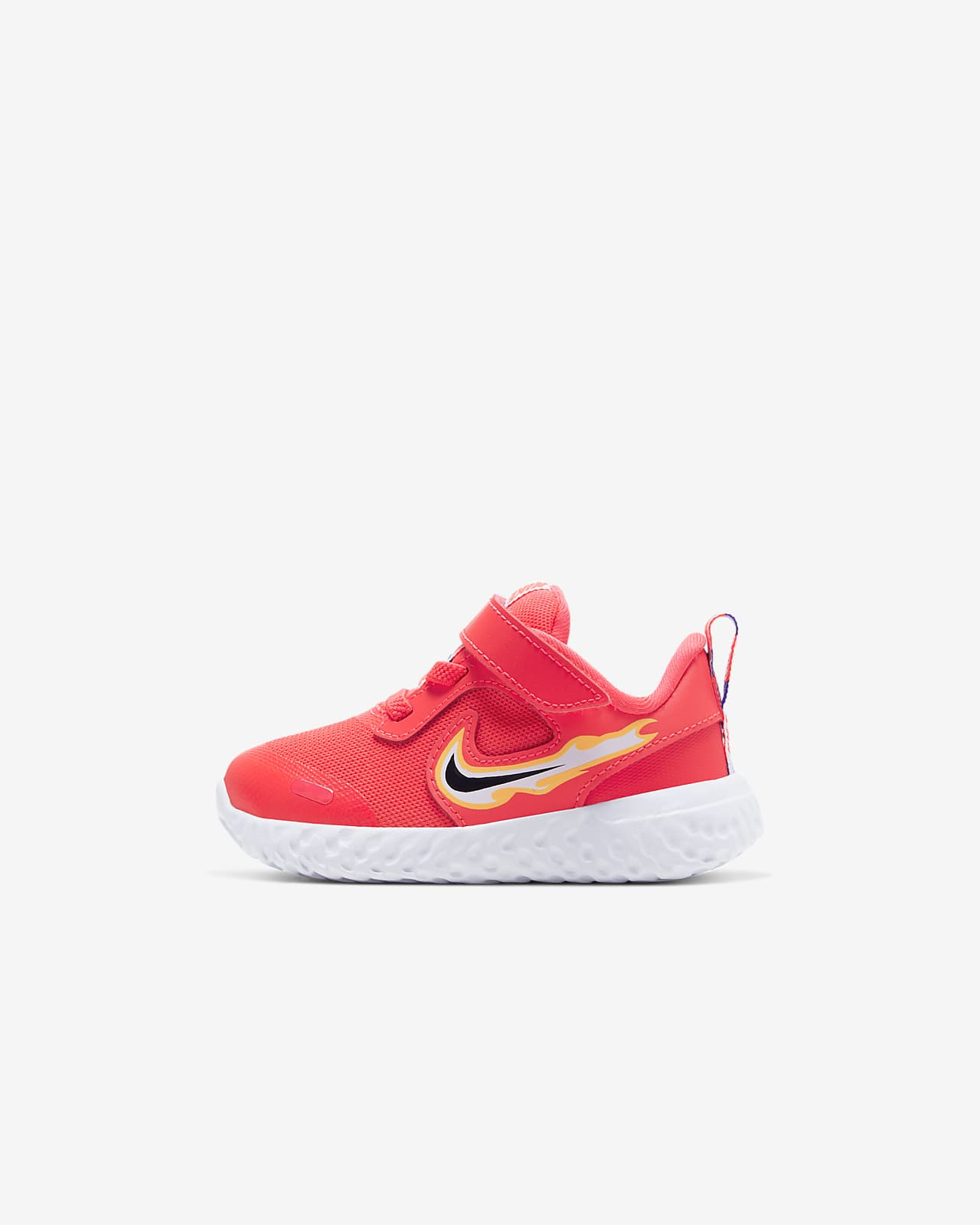 Nike Revolution 5 Fire Baby and Toddler Shoe