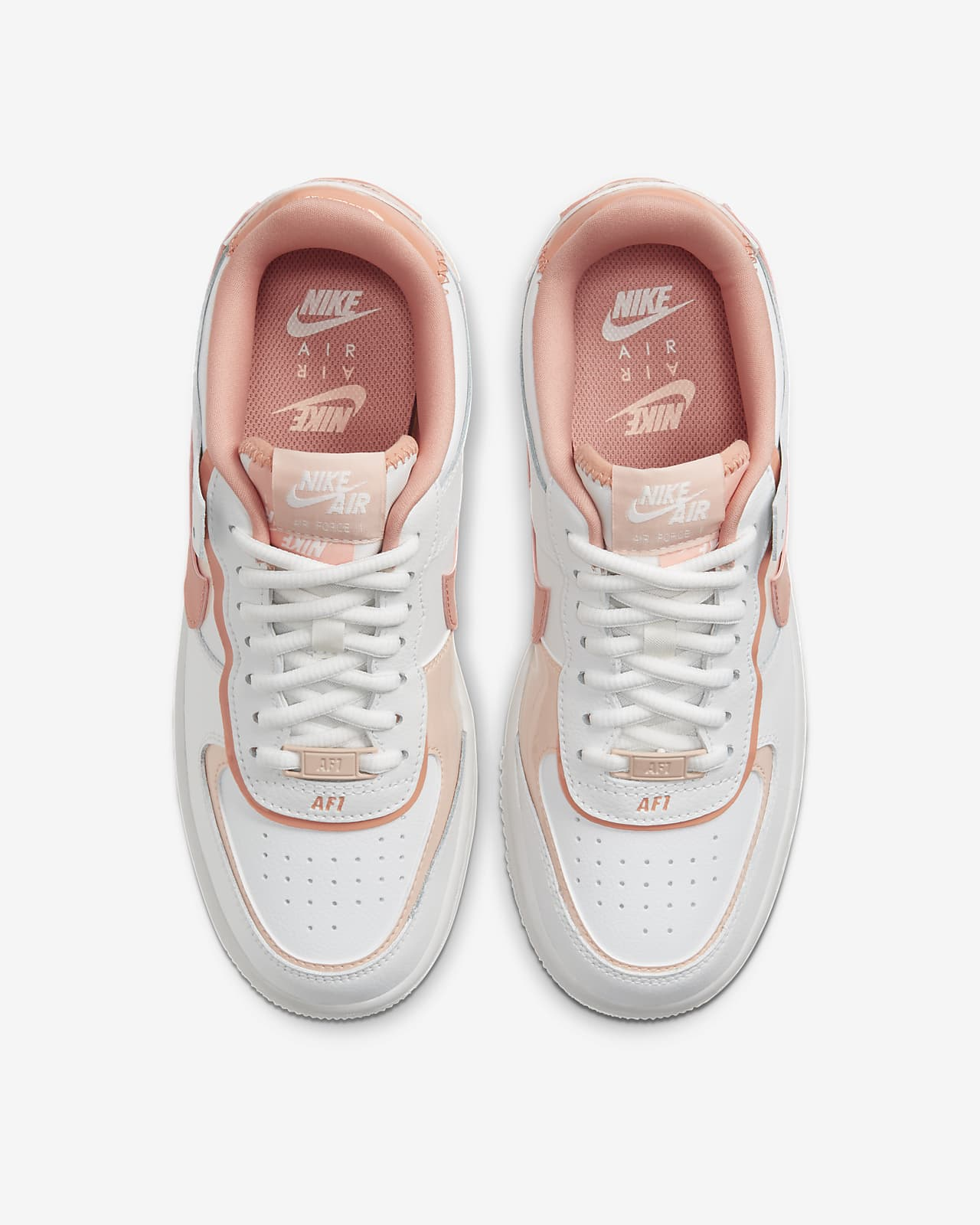 air force 1 rosa chiaro