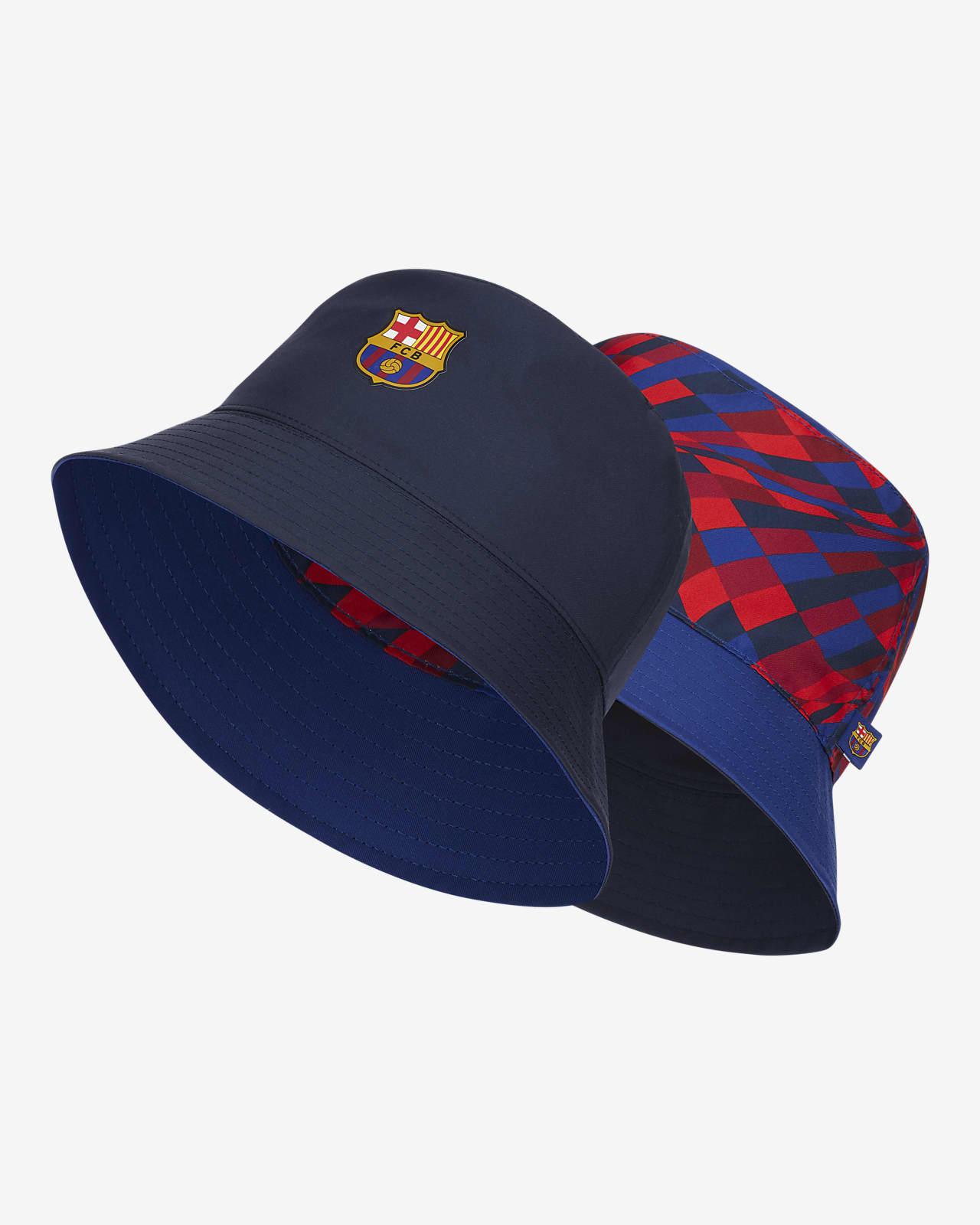 F.C. Barcelona Reversible Bucket Hat