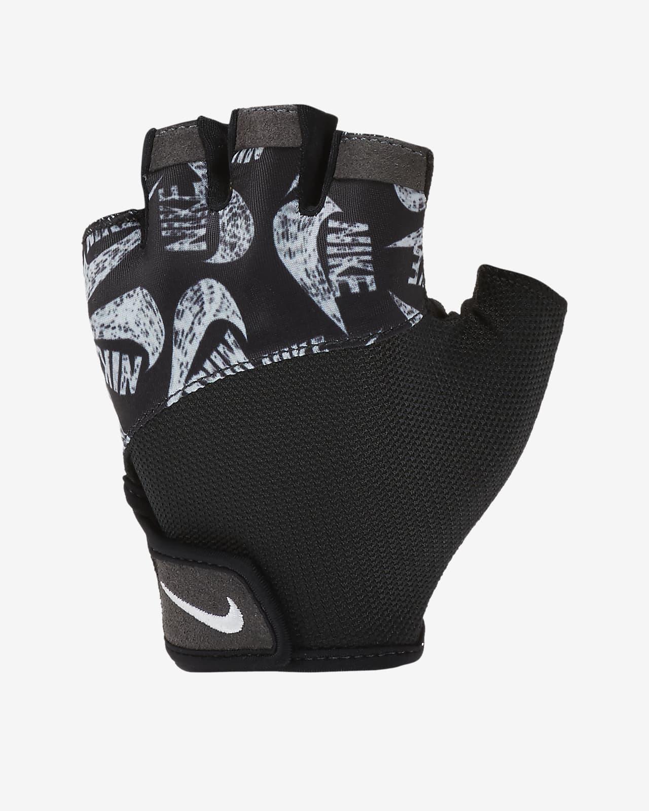Dámské tréninkové rukavice Nike Gym Elemental s potiskem