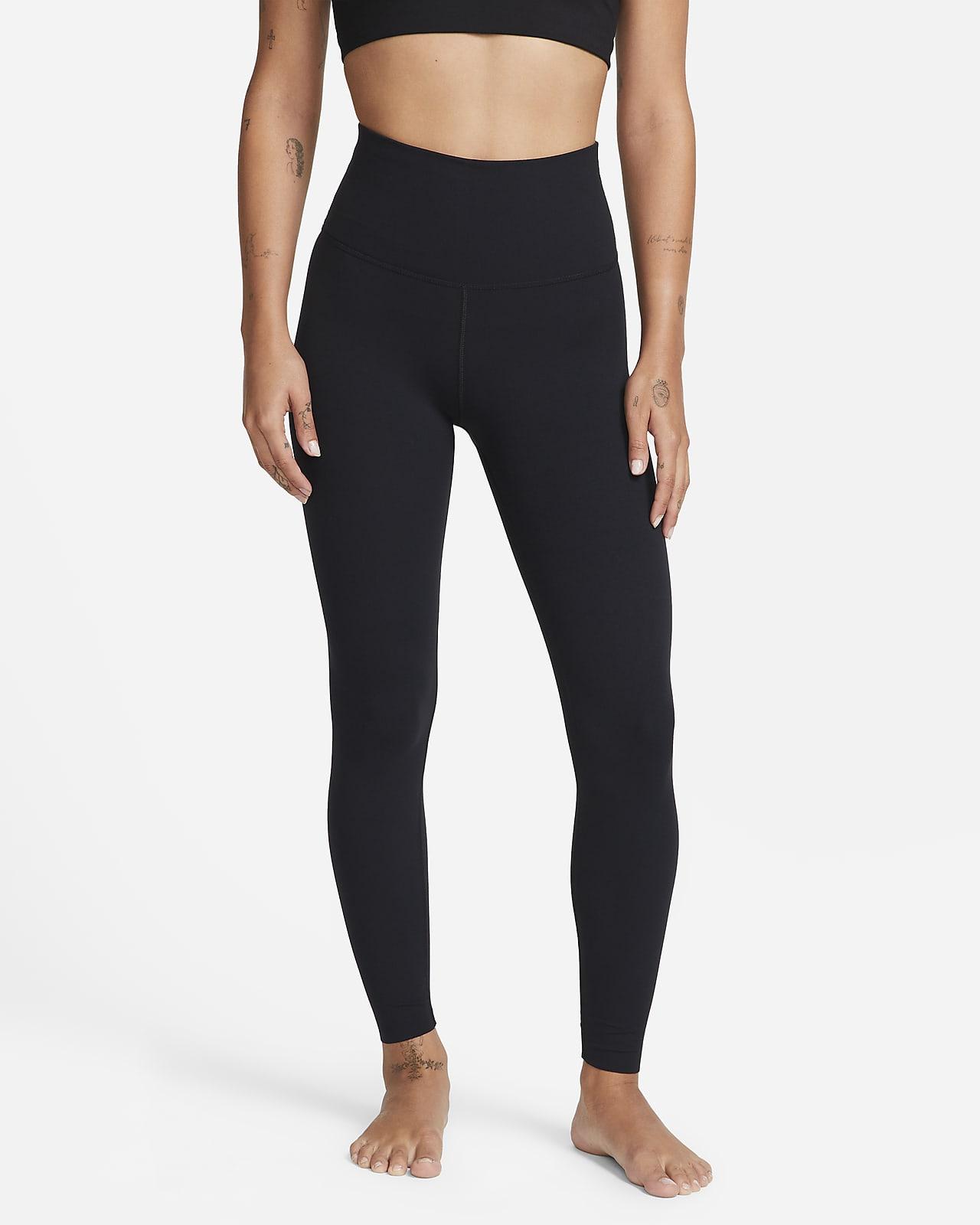 Leggings Infinalon a 7/8 a vita alta Nike Yoga Luxe - Donna