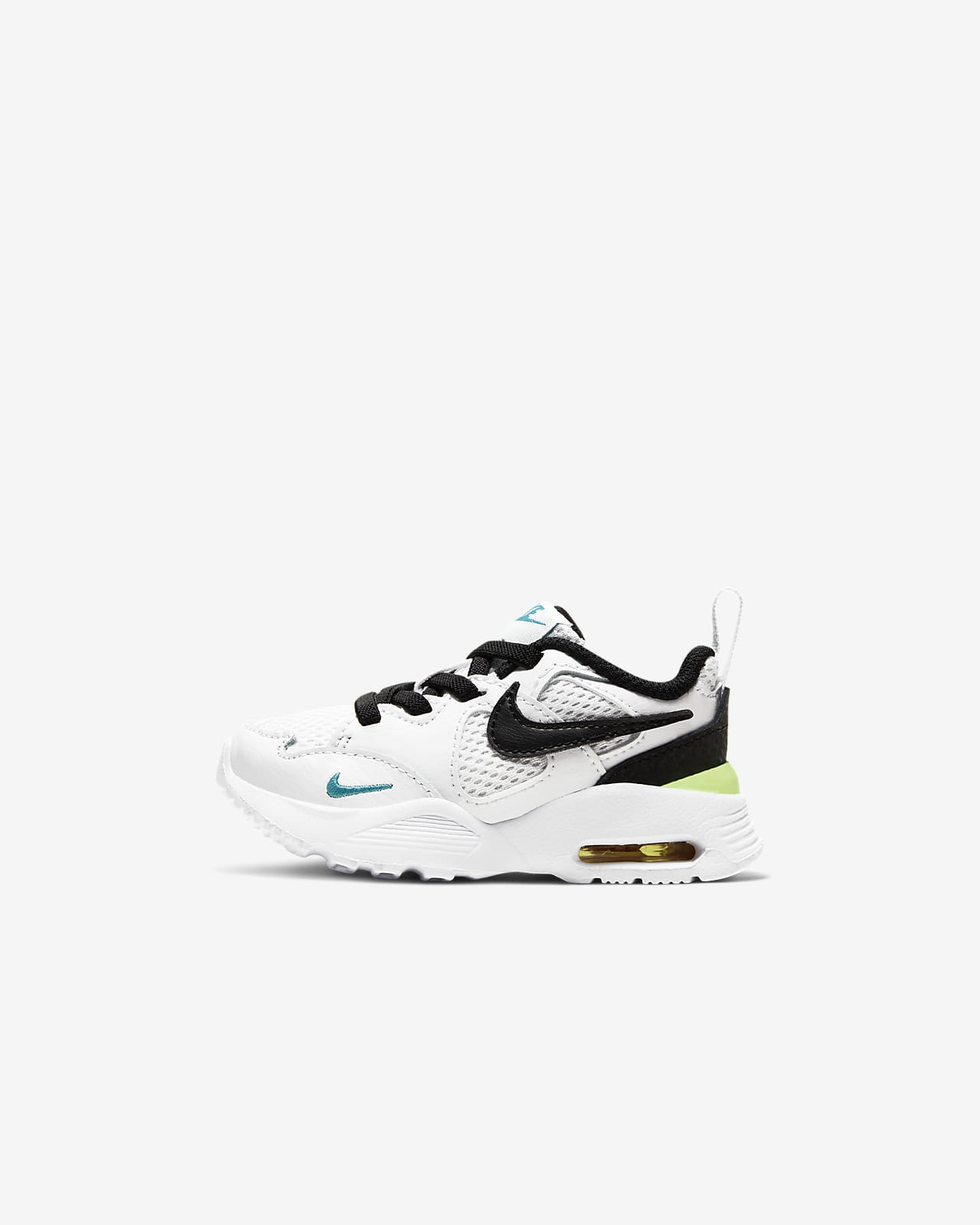 chaussures blanches pour enfant nike