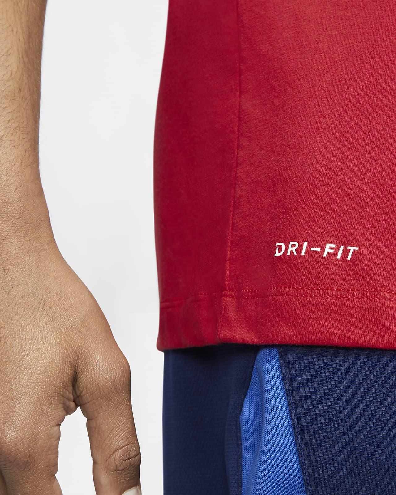 barril Aire acondicionado aterrizaje  Playera de entrenamiento JDI para hombre Nike Dri-FIT JDI. Nike.com